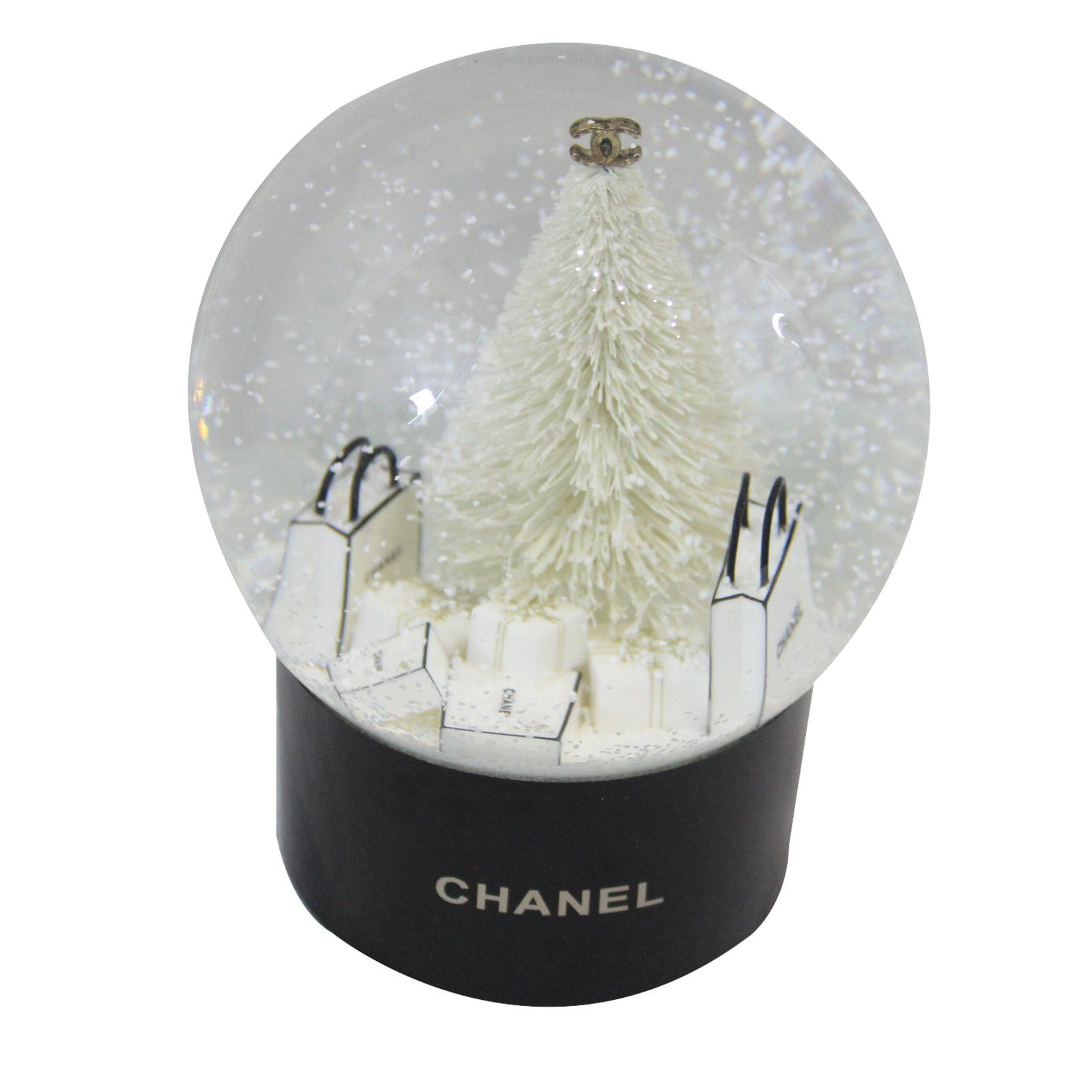 41e1f244d68e Décoration divers Chanel Boule à neige Synthétique Multicolore ref.25894
