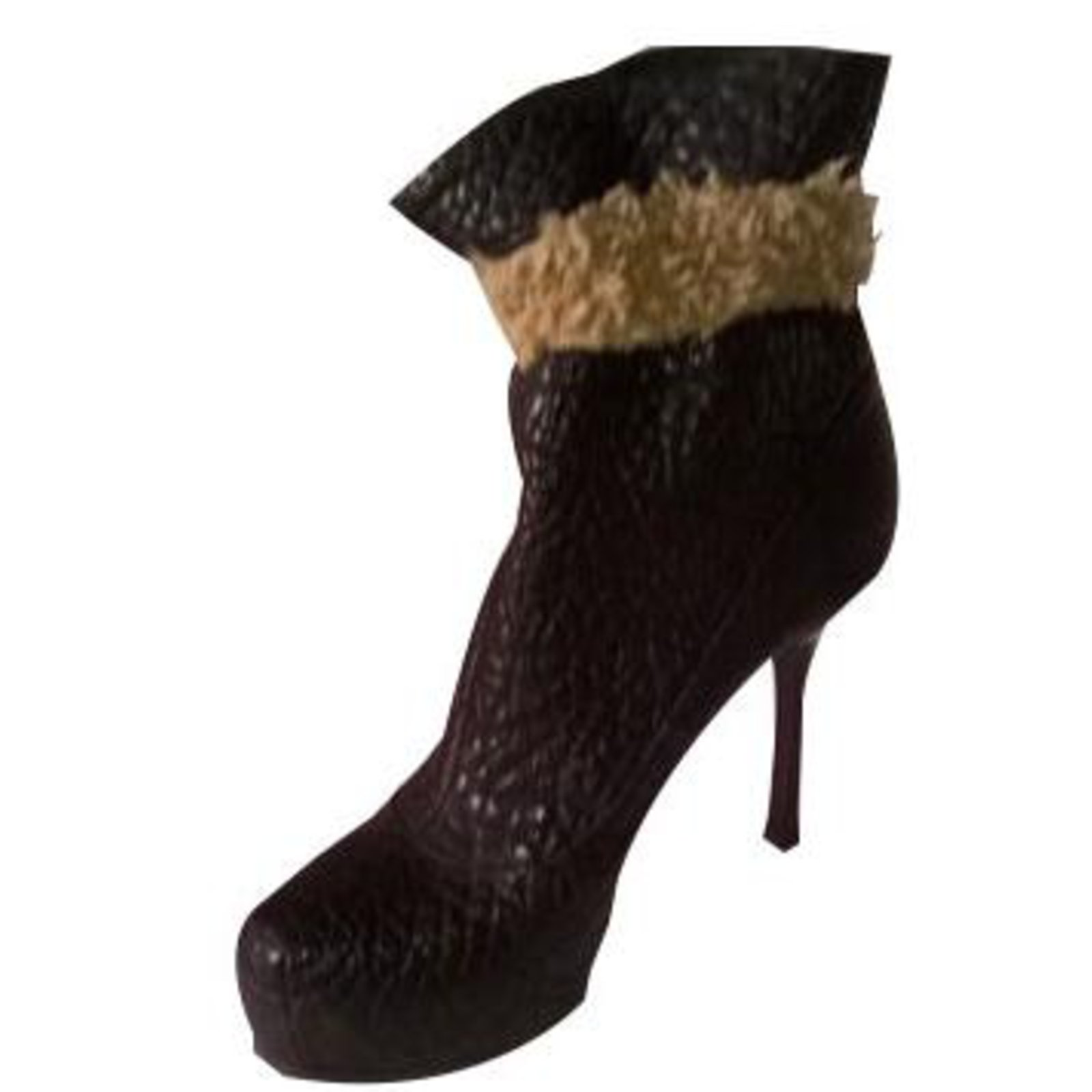 3631e8bfdac BOOTS YVES St LAURENT