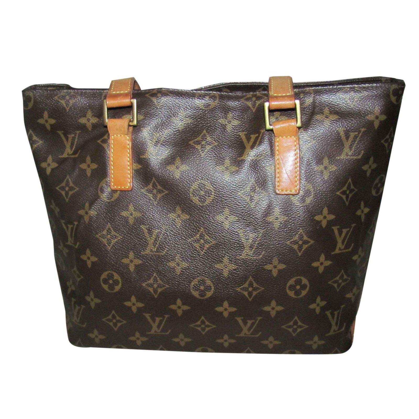 07a0e375268dd Louis Vuitton PIANO-Tasche Handtaschen Leder Braun ref.26651 - Joli ...