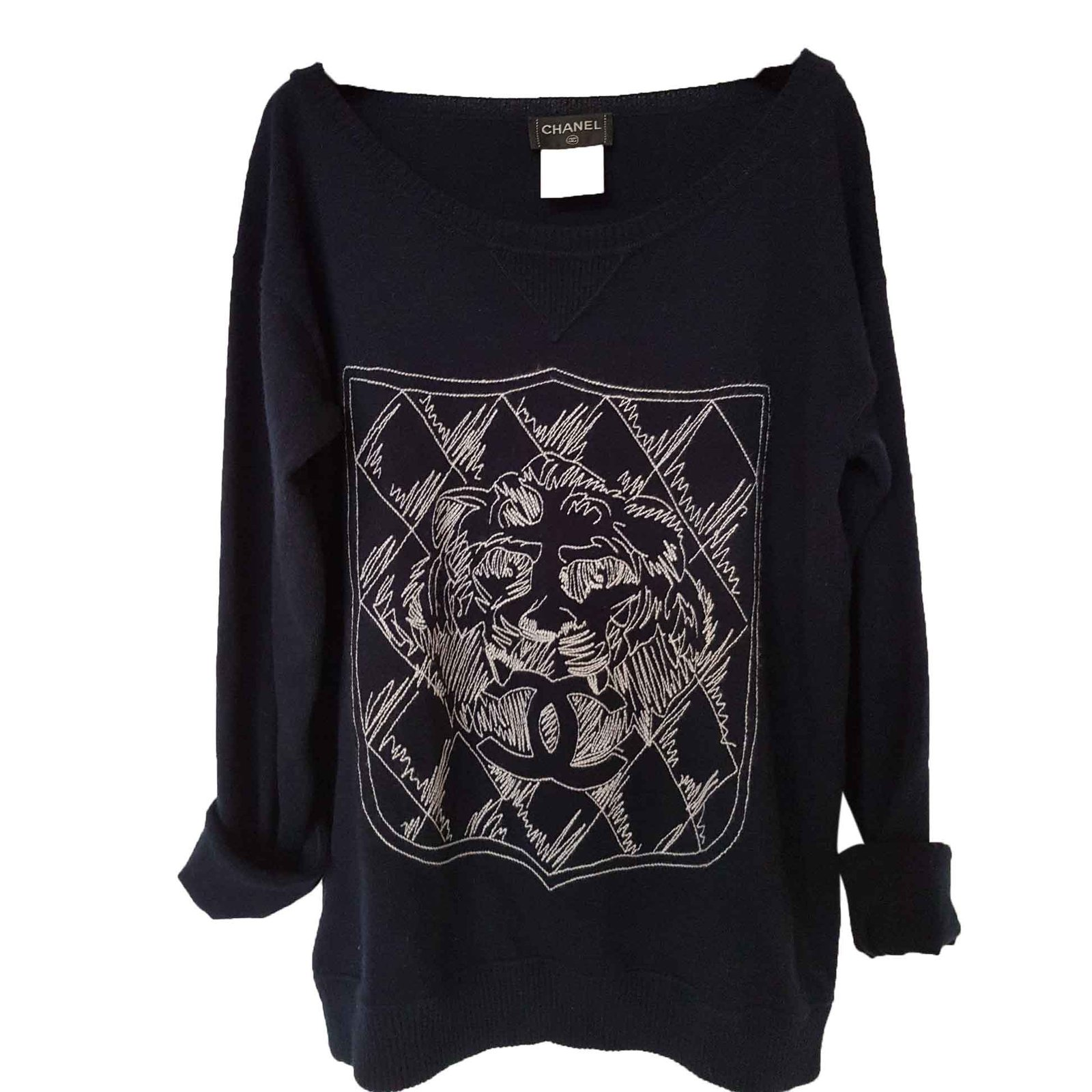 pull femme chanel e24ad9f63d2