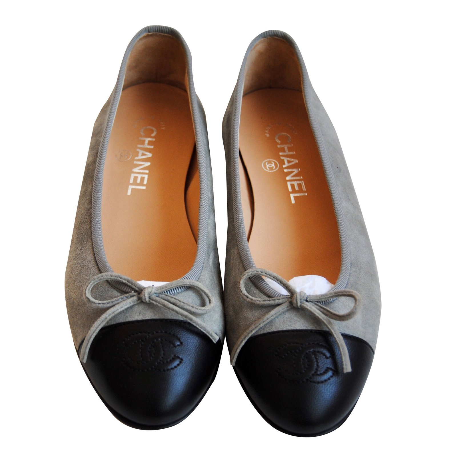 Pre-owned - Ballet flats Chanel 5HU9k4m