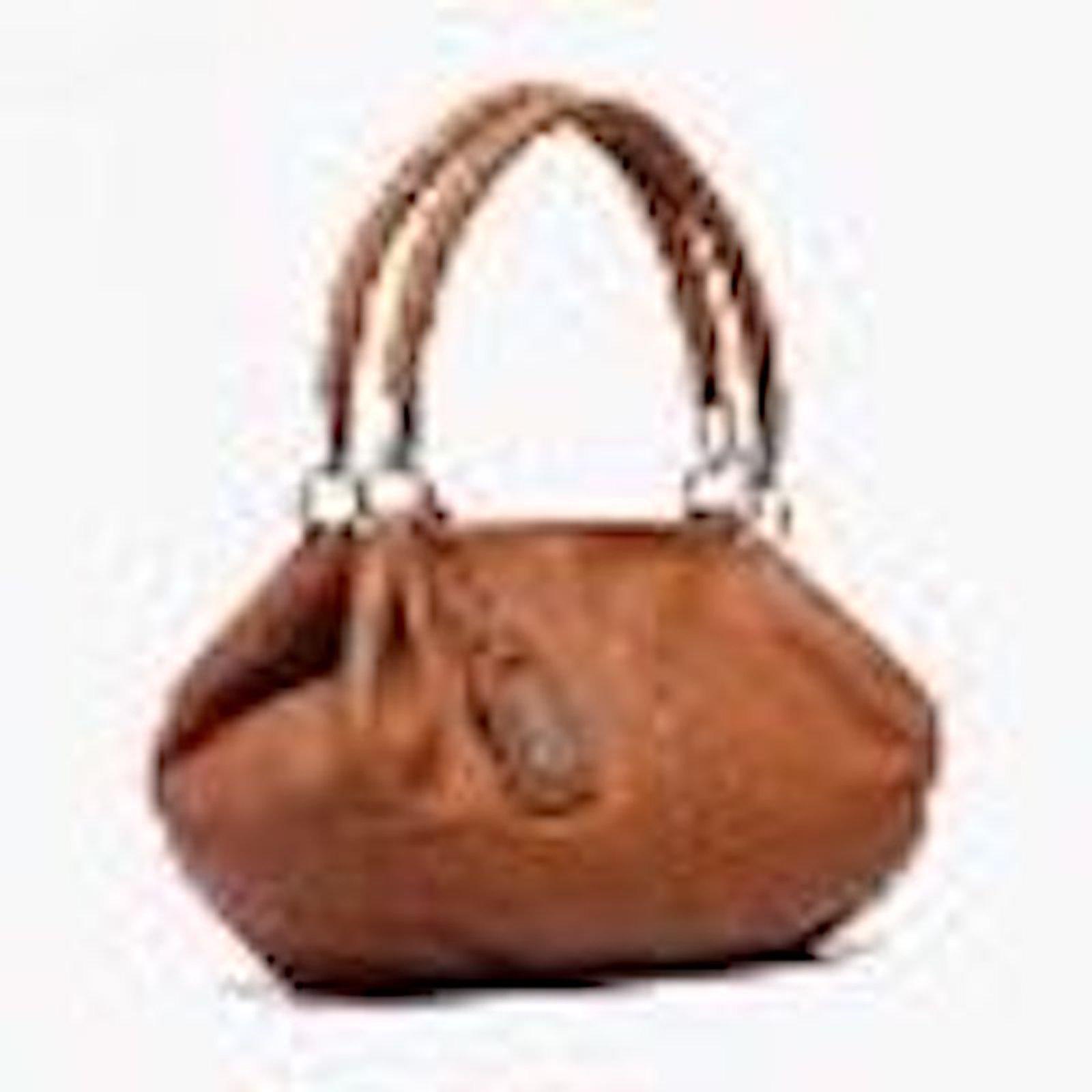 sac à main femme le tanneur marron