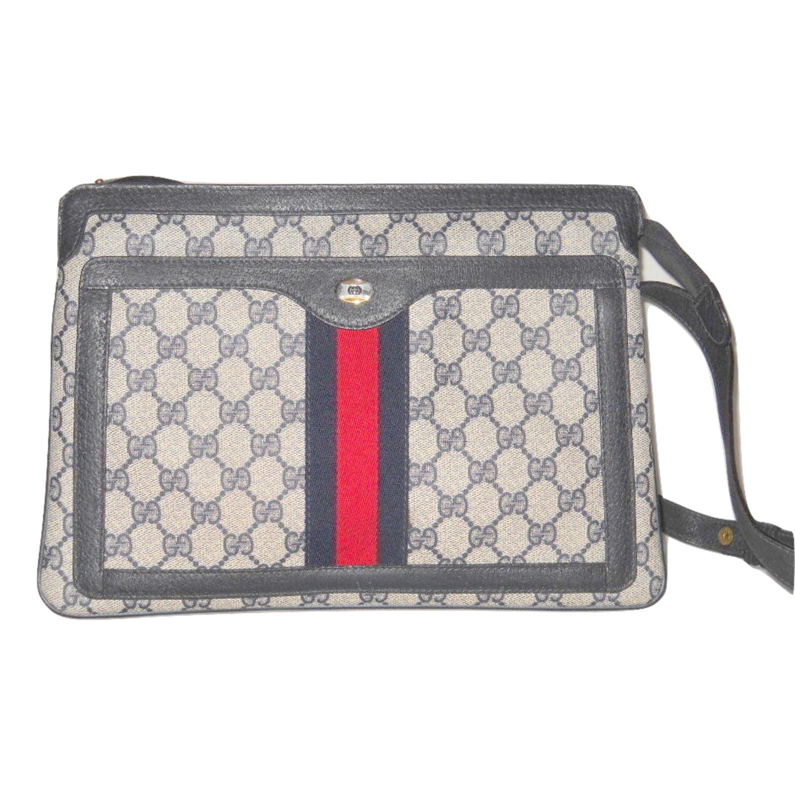 5abece3507b Gucci vintage handbag Handbags Leather