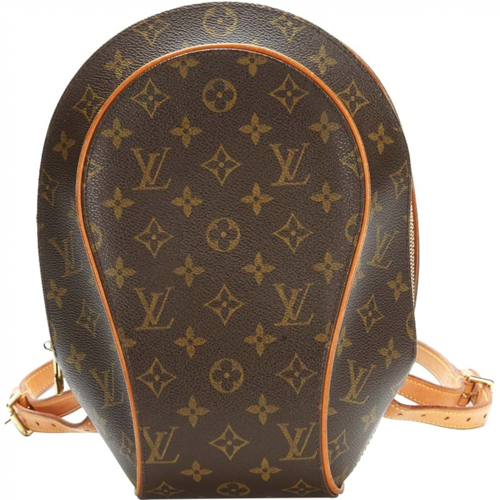 93ff48433bcc Louis Vuitton Ellipse Backpack Backpacks Leather Brown ref.30000 ...