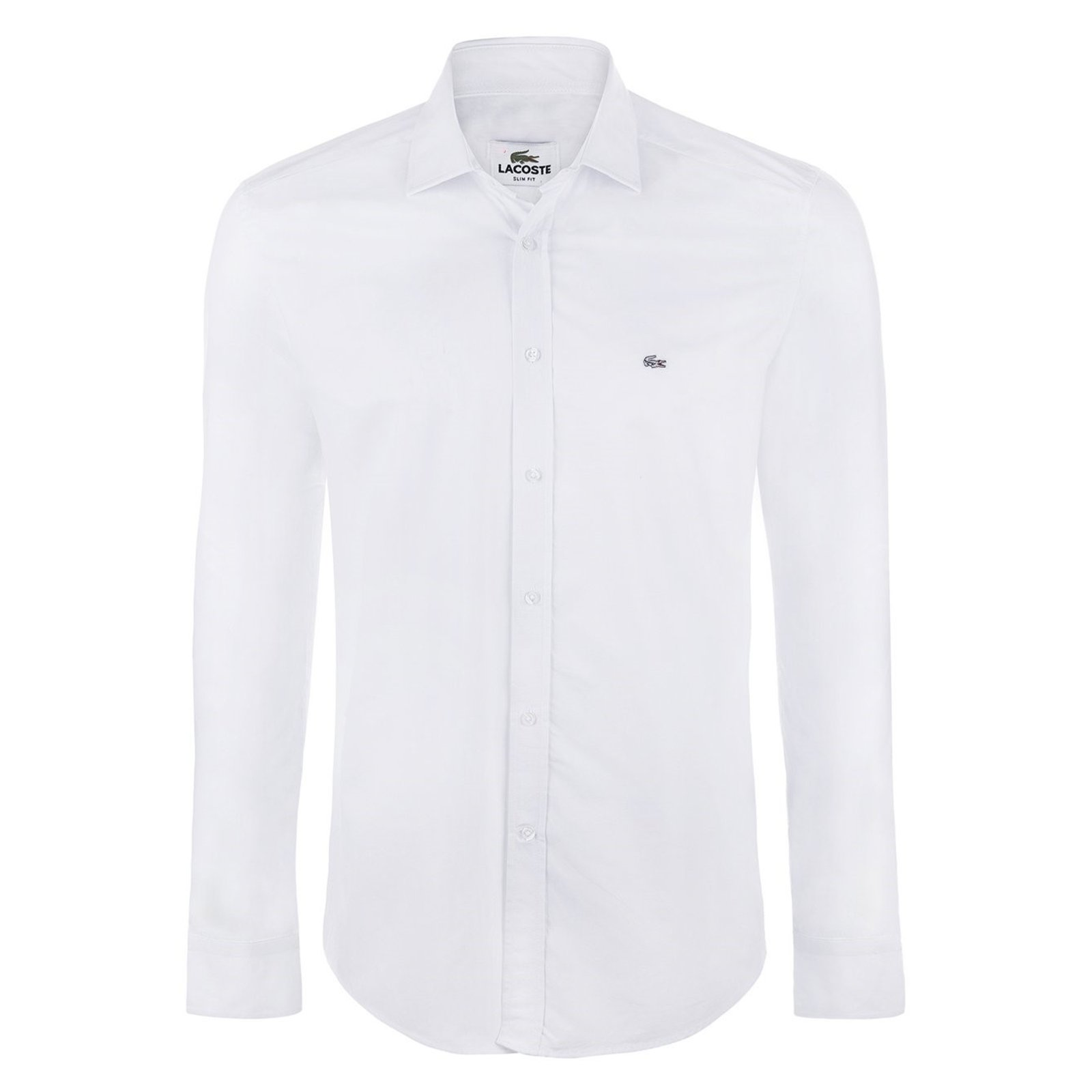 411a3fff LACOSTE BRAND NEW SLIM FIT WHITE SHIRT SIZE EU 40