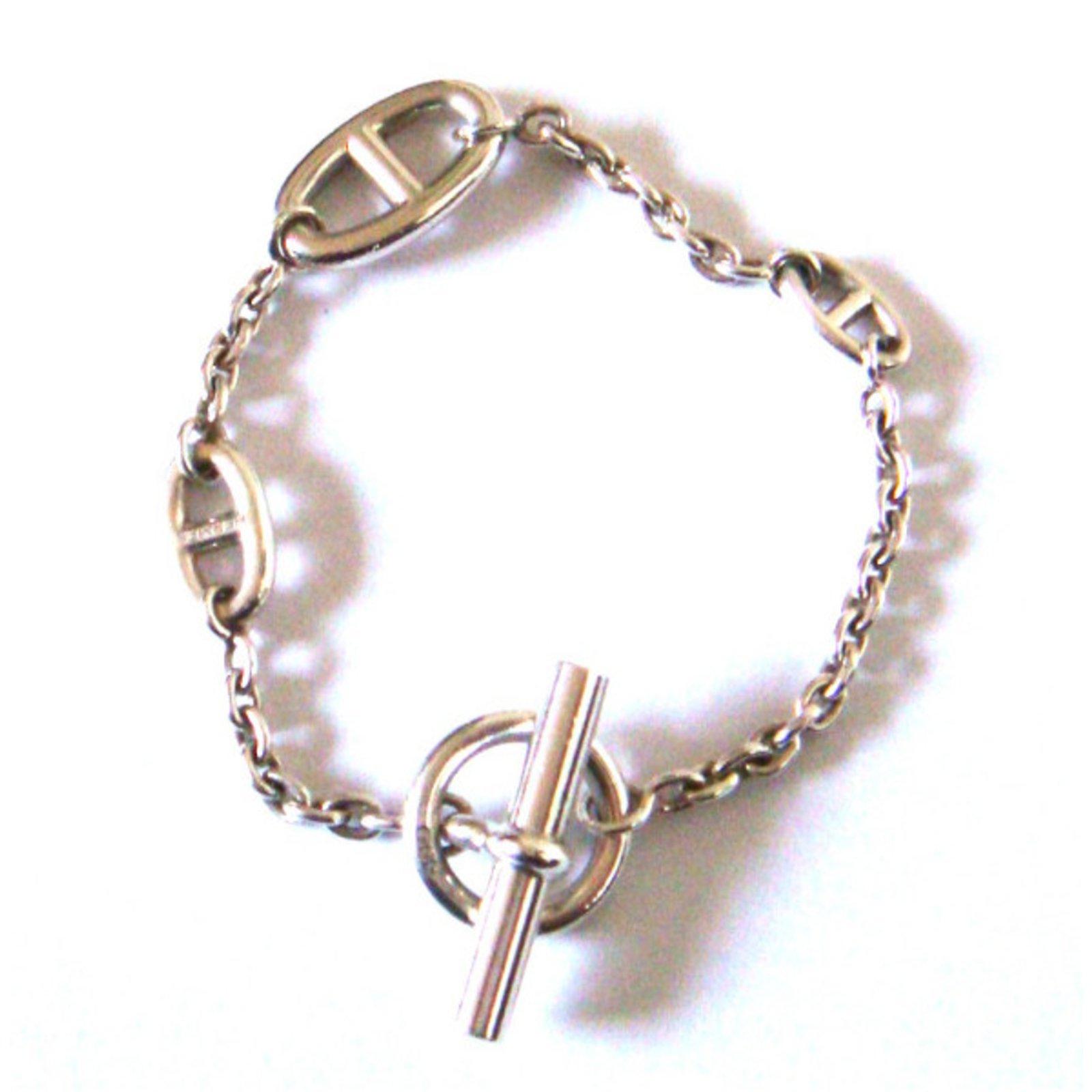17971c39d3cb ... ebay bracelets hermès farandole argent argenté ref.30883 b2fd2 0bec2 ...