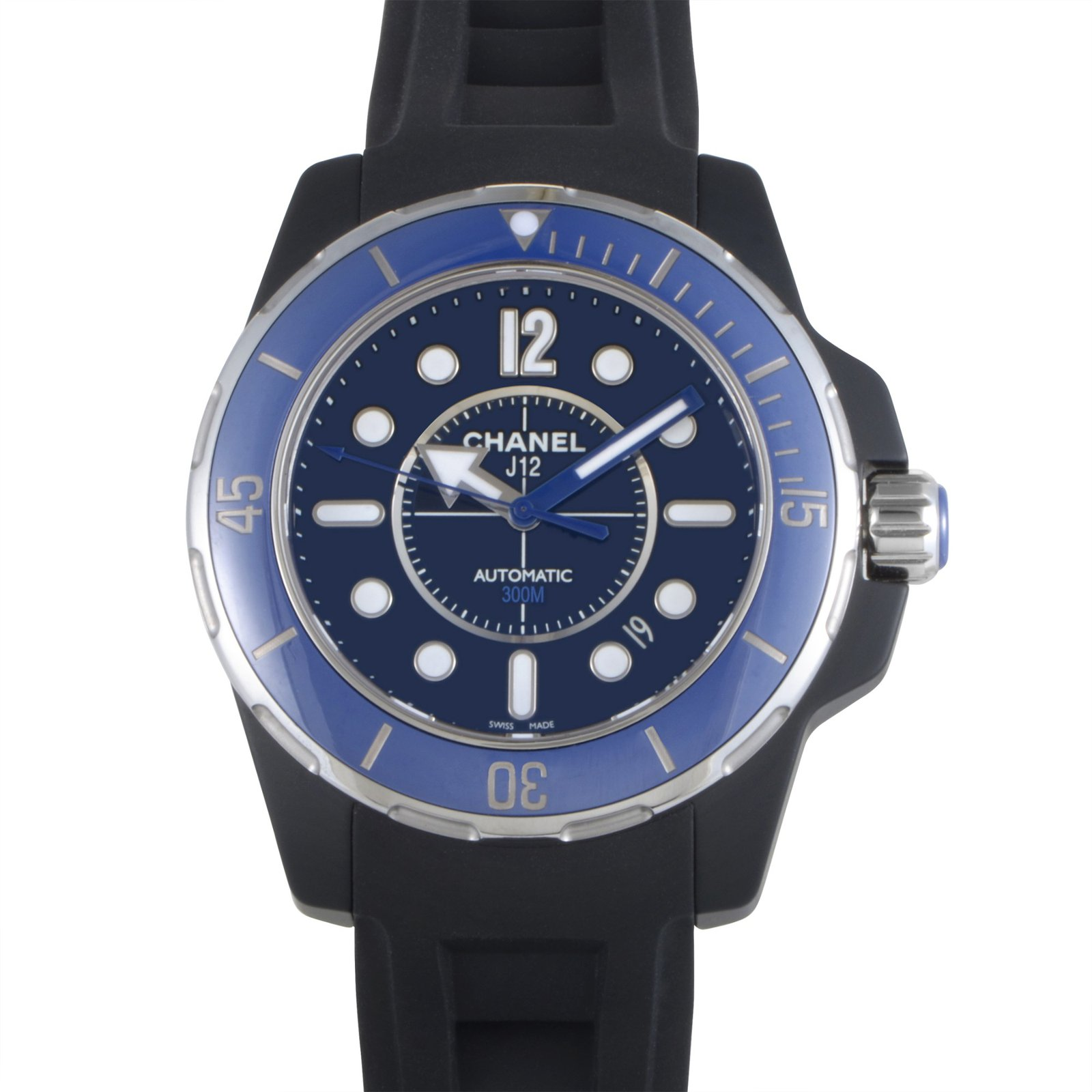 776d74bf CHANEL J12 MARINE MEN'S 42mm WRISTWATCH GREAT CONDITIONS