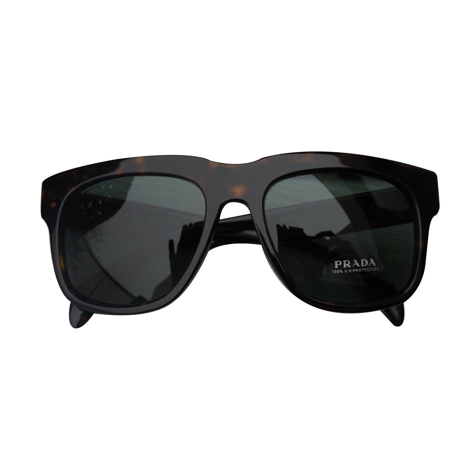 62a8e8cdeee ... discount prada sunglasses sunglasses plastic brown ref.31851 61428 bfb00