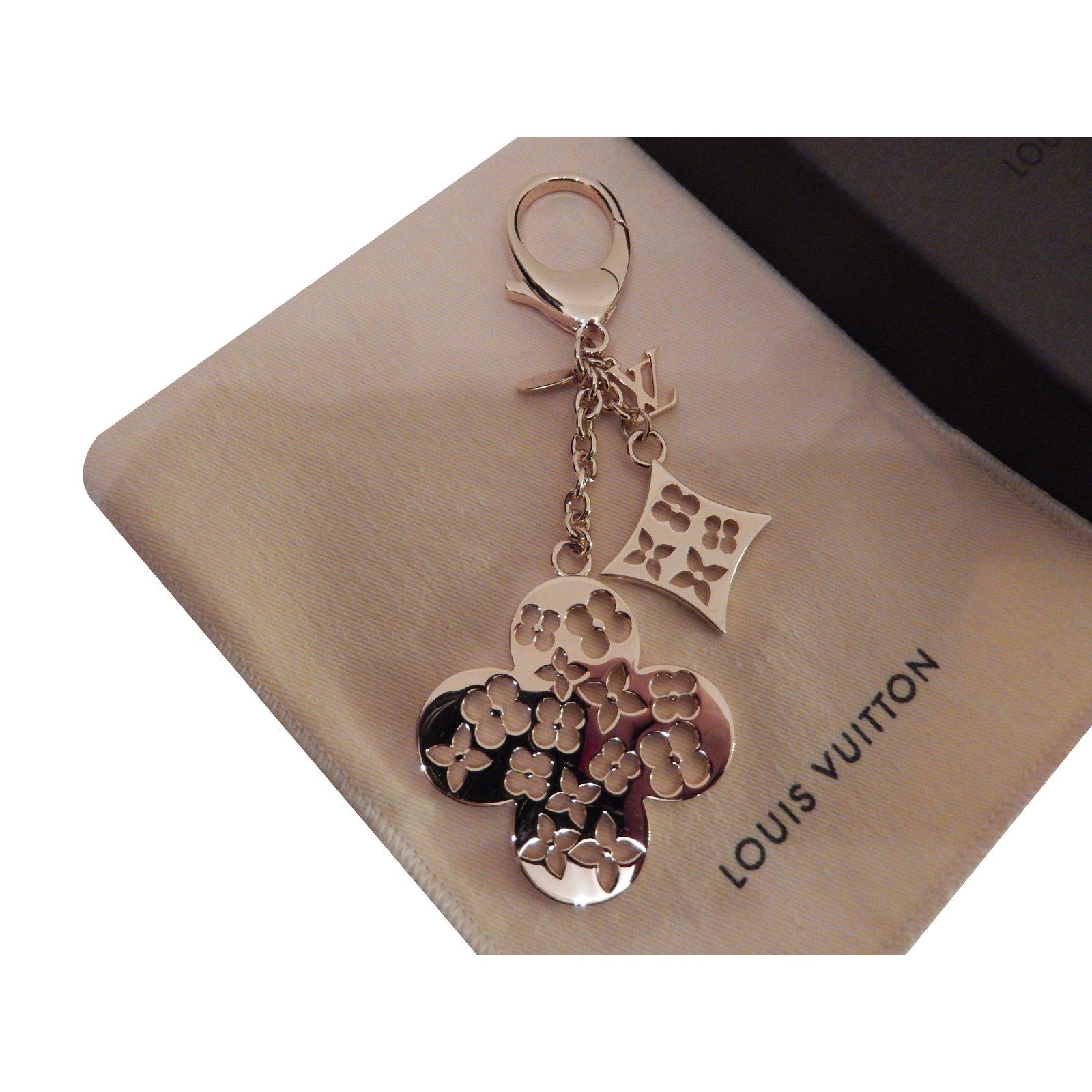 Petite maroquinerie Louis Vuitton Bijou de sac Ivy Autre Doré ref.32003