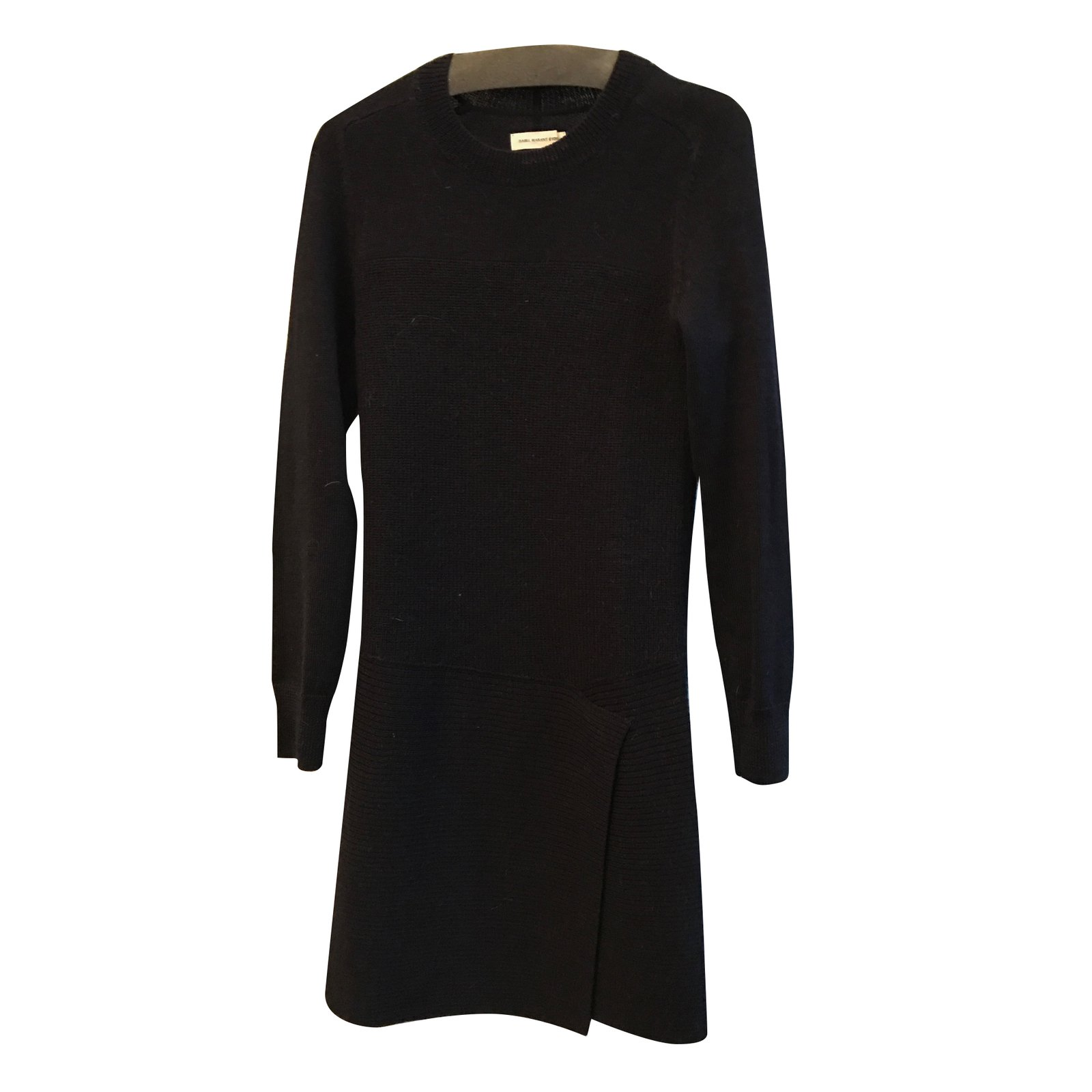 Isabel Marant Etoile Dress Dresses Wool Blue