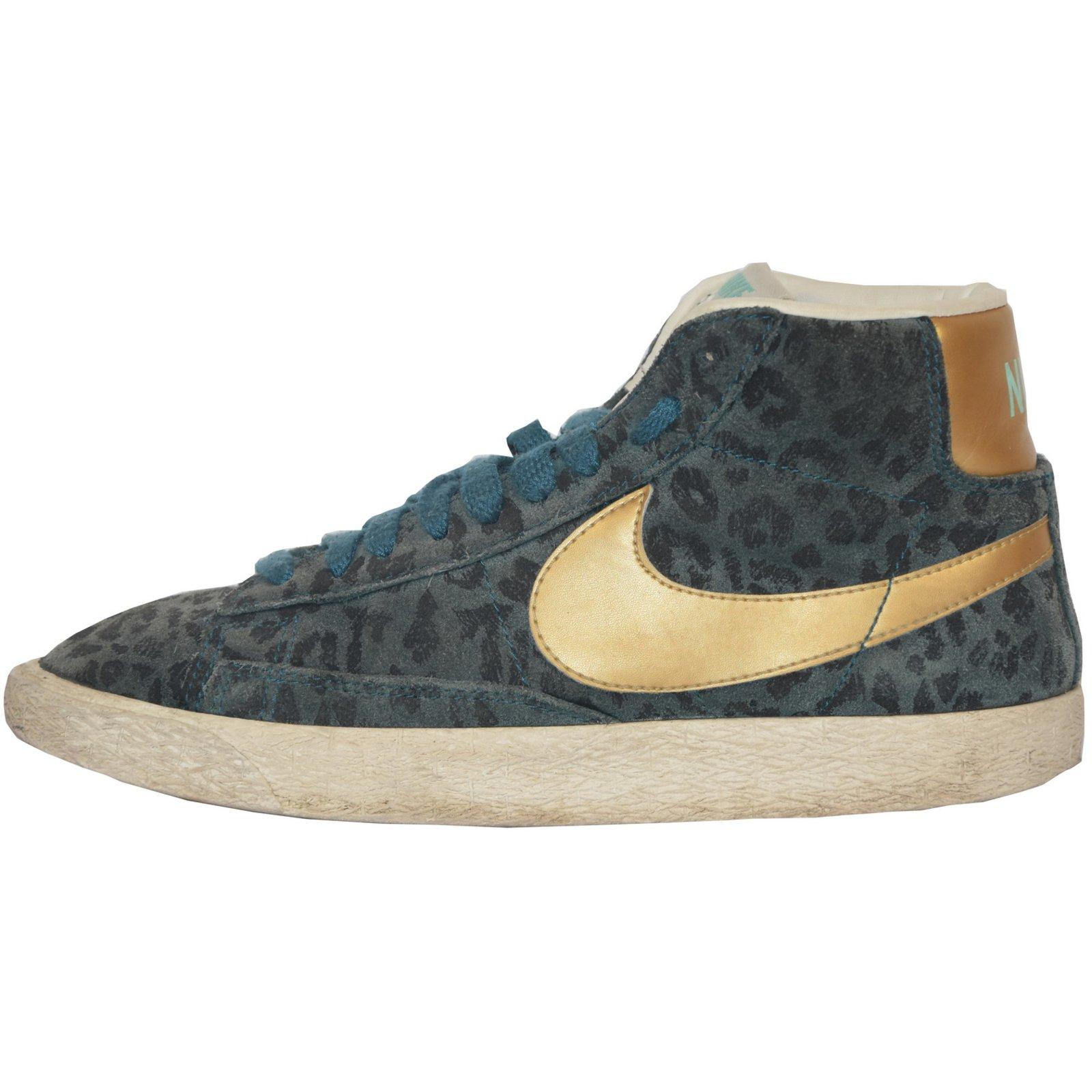 the latest e4d6a 4f012 Nike Sneakers Sneakers Deerskin Blue ref.33802