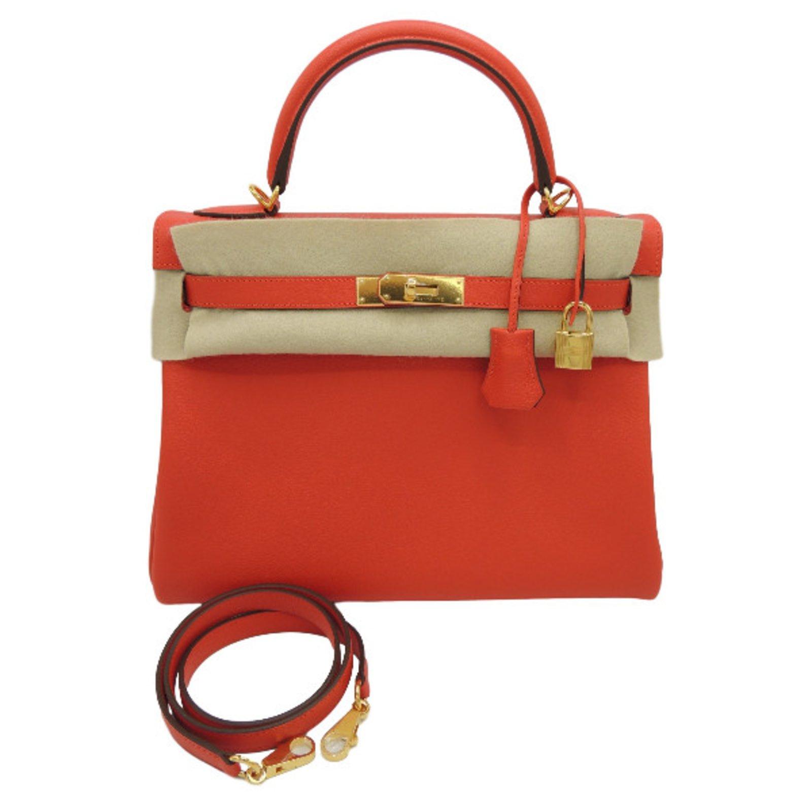 af1d219370f3 france hermès cross body bag 1fbaf 8e40e  discount code for hermès kelly 32  evercolor handbags leather red ref.34670 80322 71887