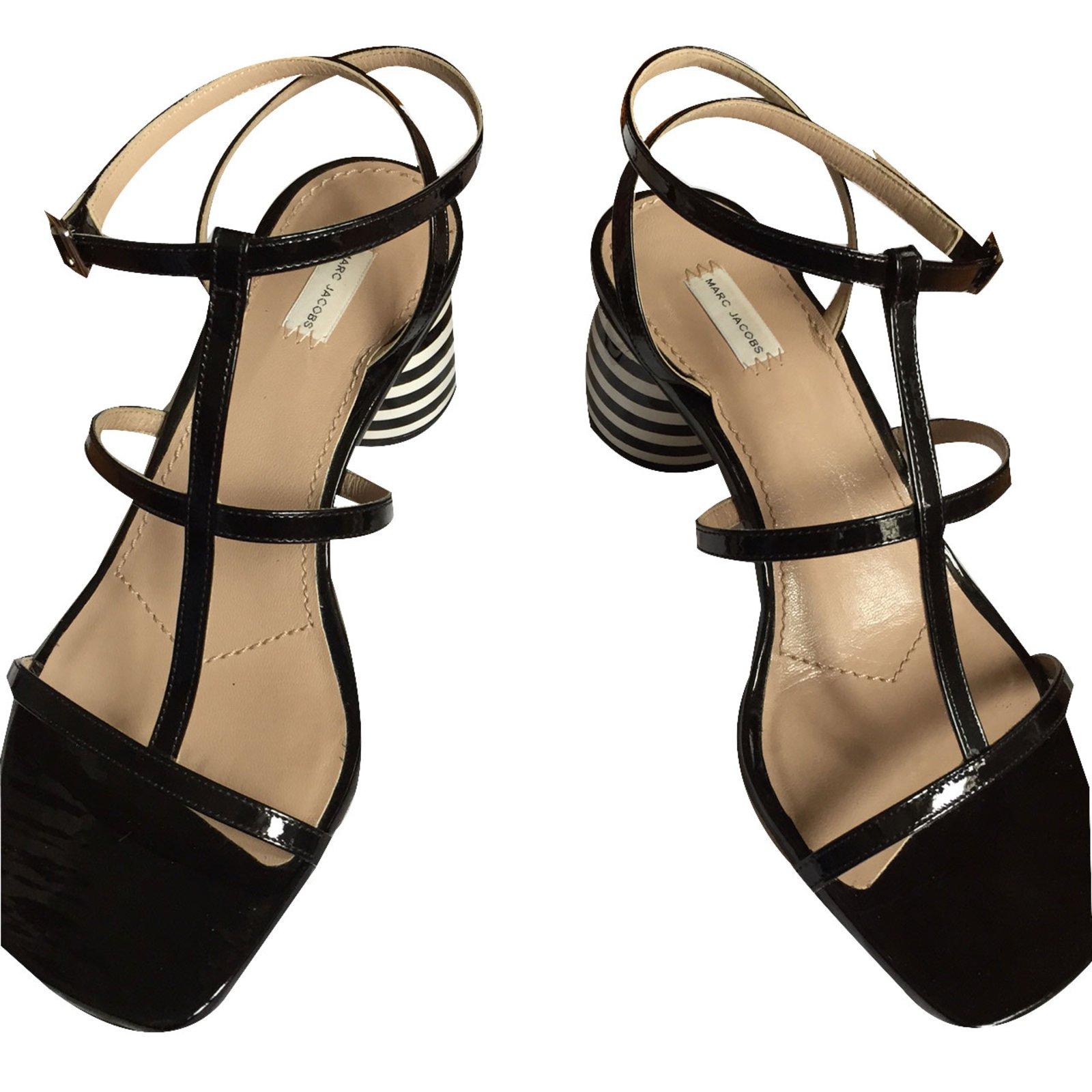 Marc Jacobs Sandals Sandals Patent