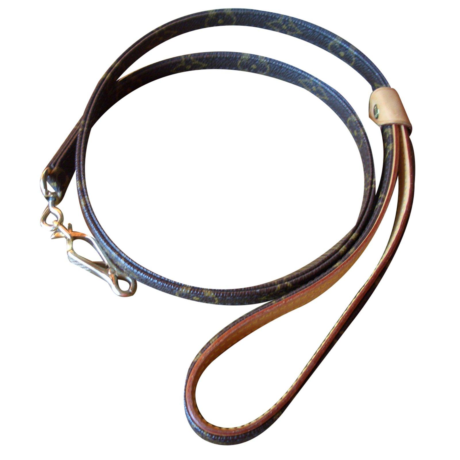 9e27a8370e3b Louis Vuitton baxter MM Misc Leather Brown ref.36033 - Joli Closet