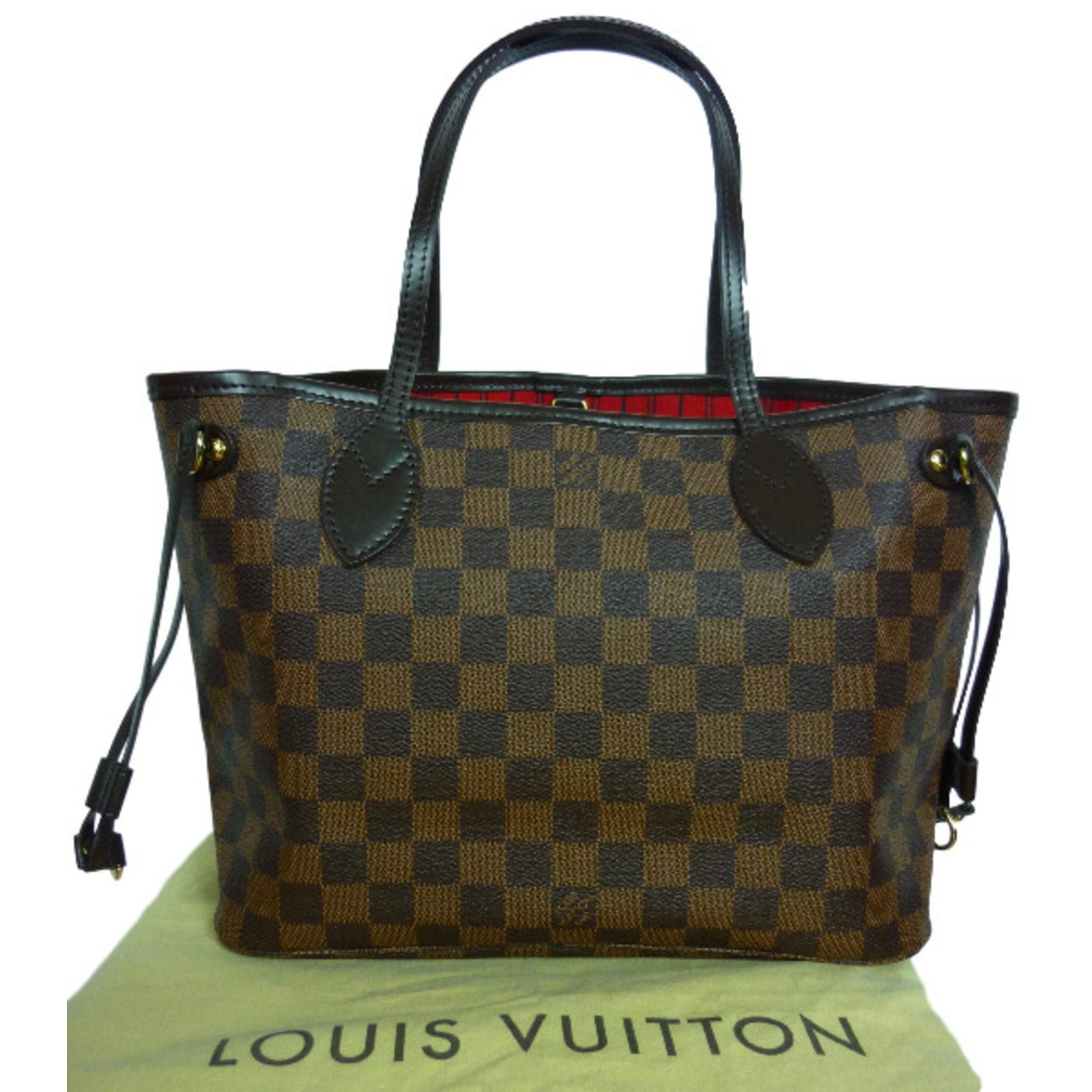 Sac Louis Vuitton Neverfull Pm