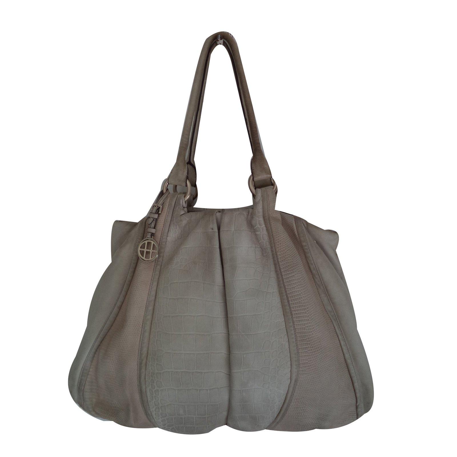 Hugo Boss Handbags Leather Other Ref 36449