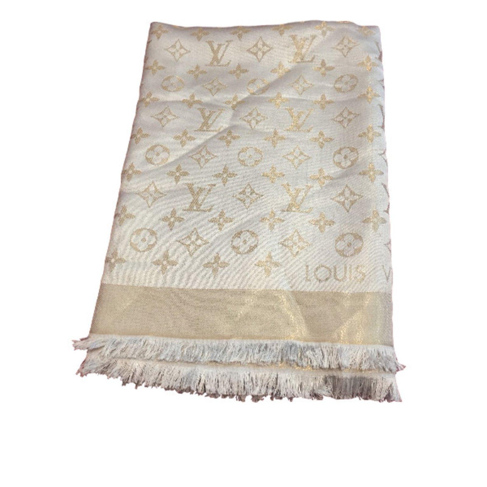 nuovo stile dd238 1c00f Monogramm scarf