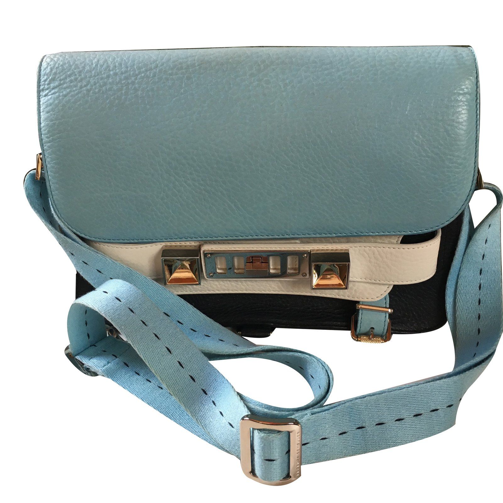 Proenza Schouler Ps 11 Handbags Leather Multiple Colors Ref 36908