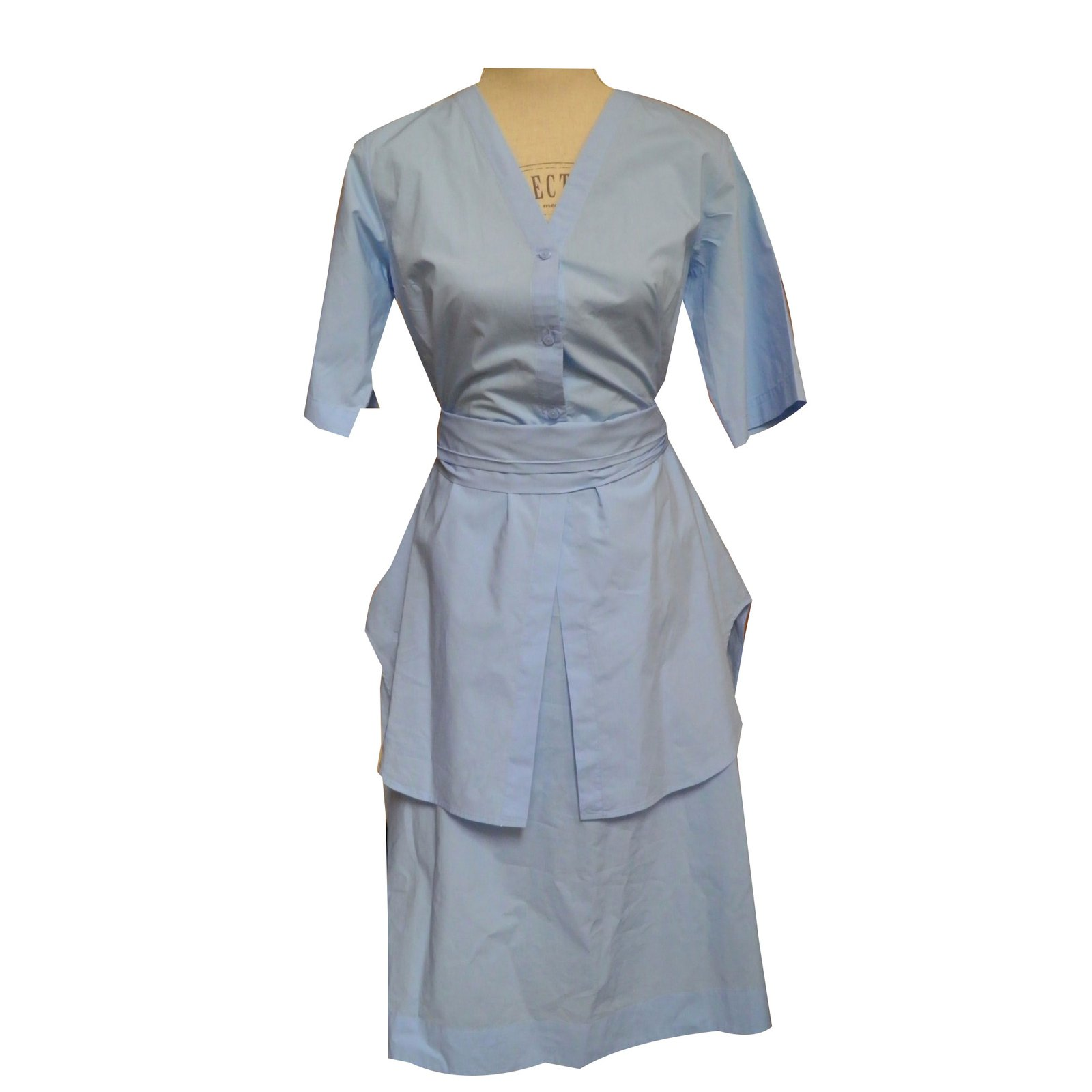 38027 38027 38027 Robe Autre Bleu Closet Cos Robes Ref Joli w6qvXpg