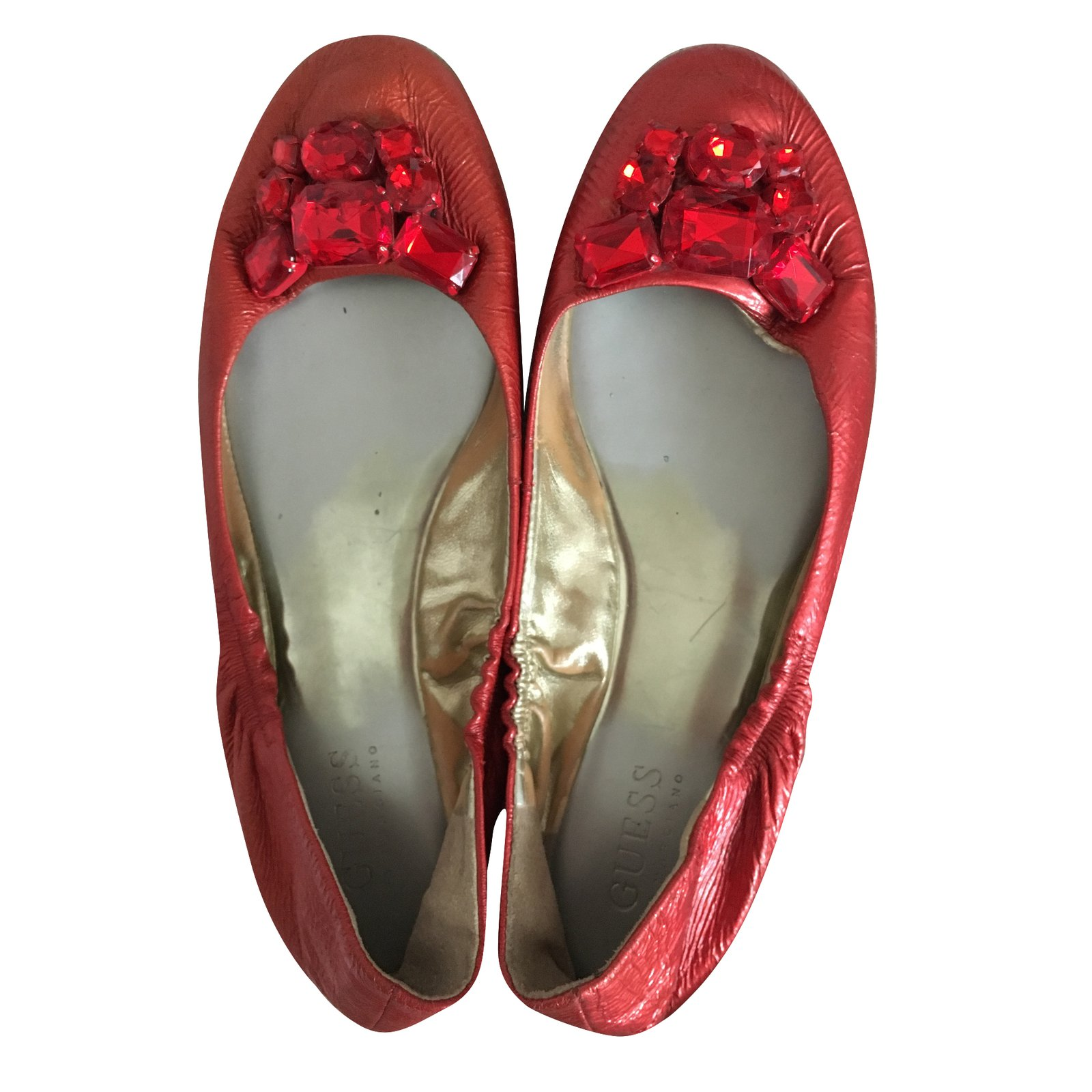 Guess Ballet flats Ballet flats Patent