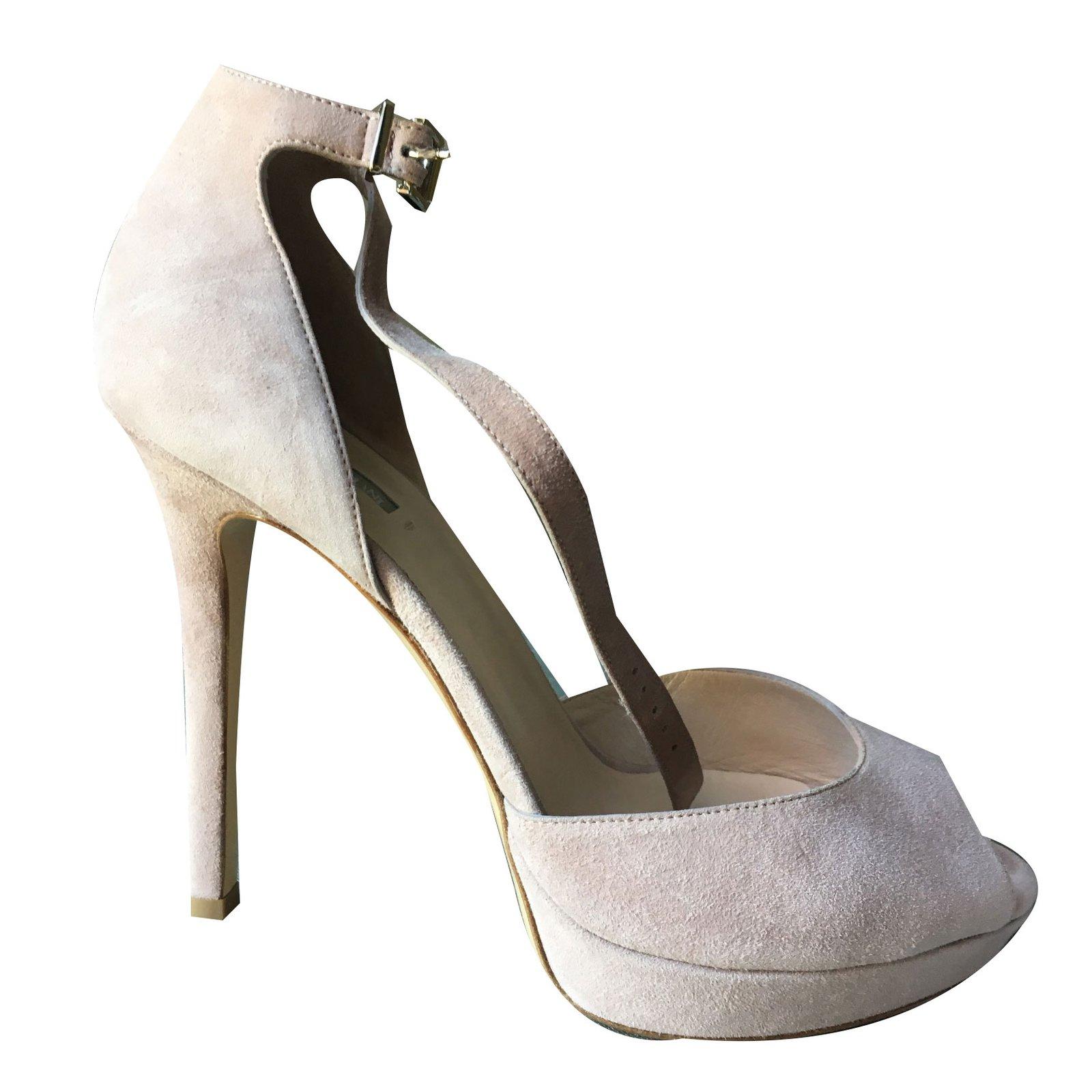 c53dc2b50adc Emporio armani heels suede pink ref joli closet armani heels jpg 1600x1600 Armani  heels