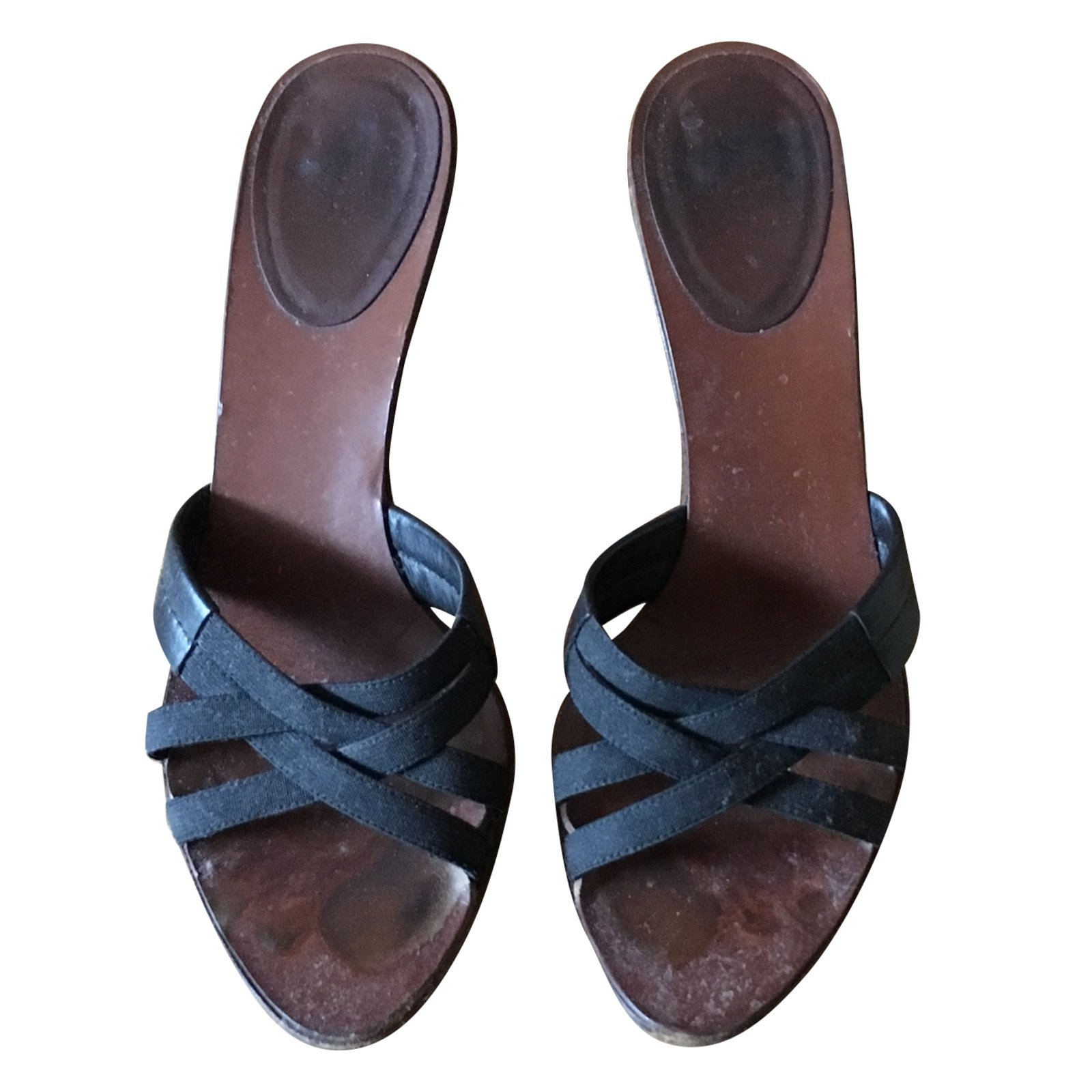2cde25796bd Gucci Sandals Sandals Leather