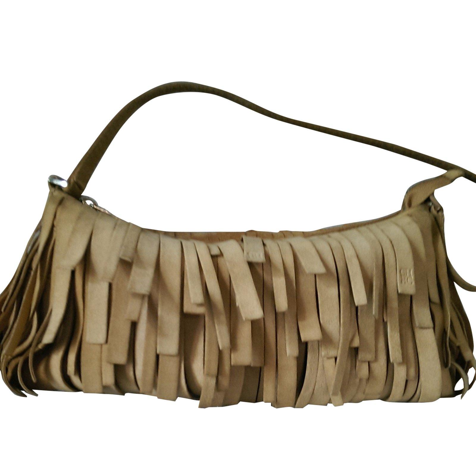Carolina Herrera Handbag Handbags Deerskin Other ref.39454 - Joli Closet 590b34499dd65