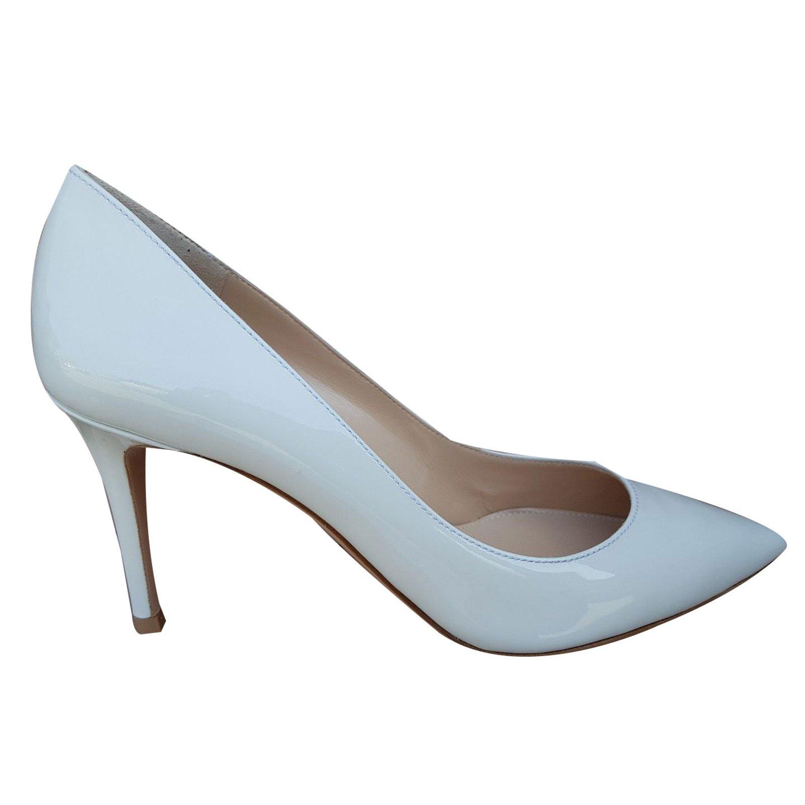 ce351a9c926 Rossi Rossi Rossi heels 5 8 rossi cm Patent Heels Gianvito Gianvito  Gianvito 37 gianvito size ...