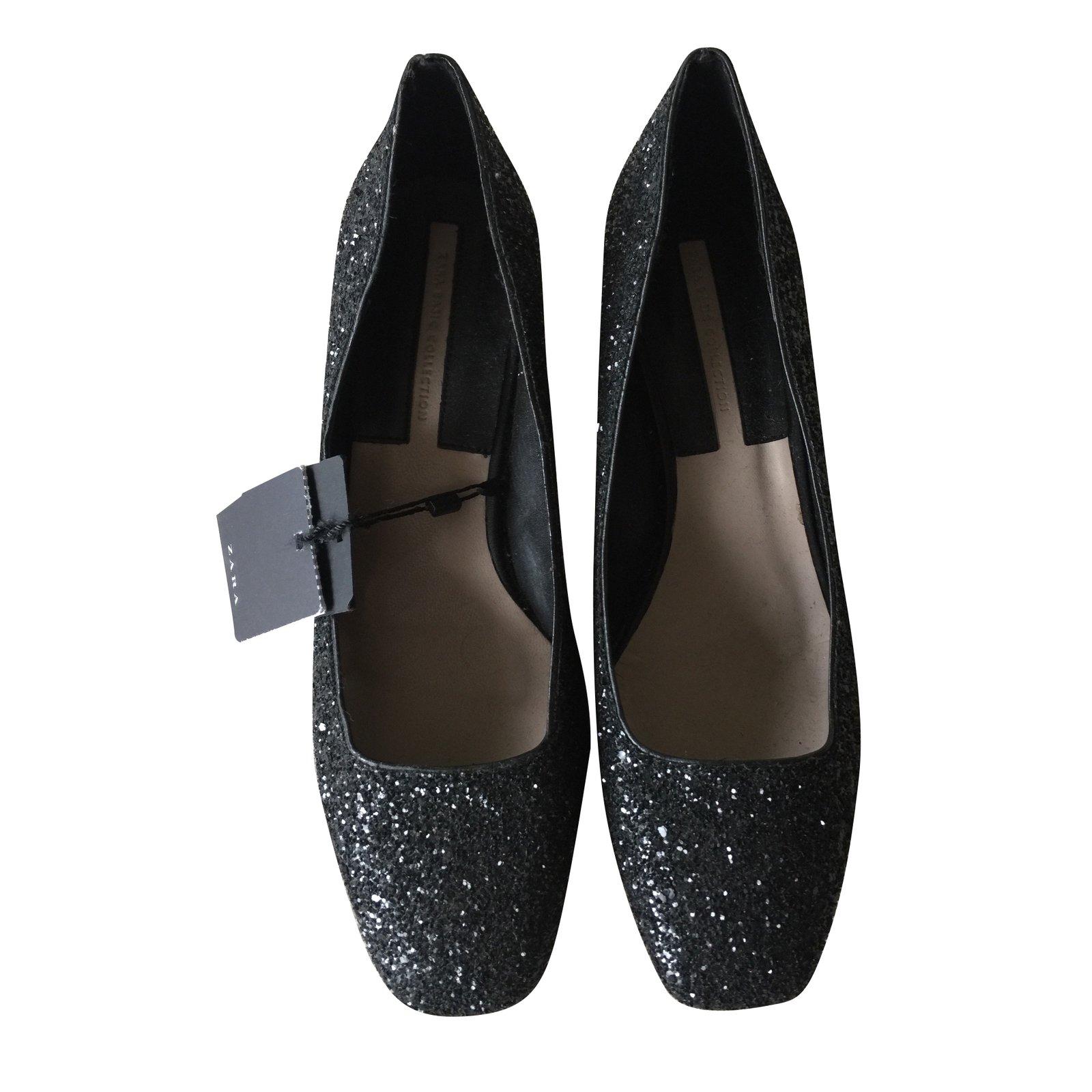 Zara shoes heels