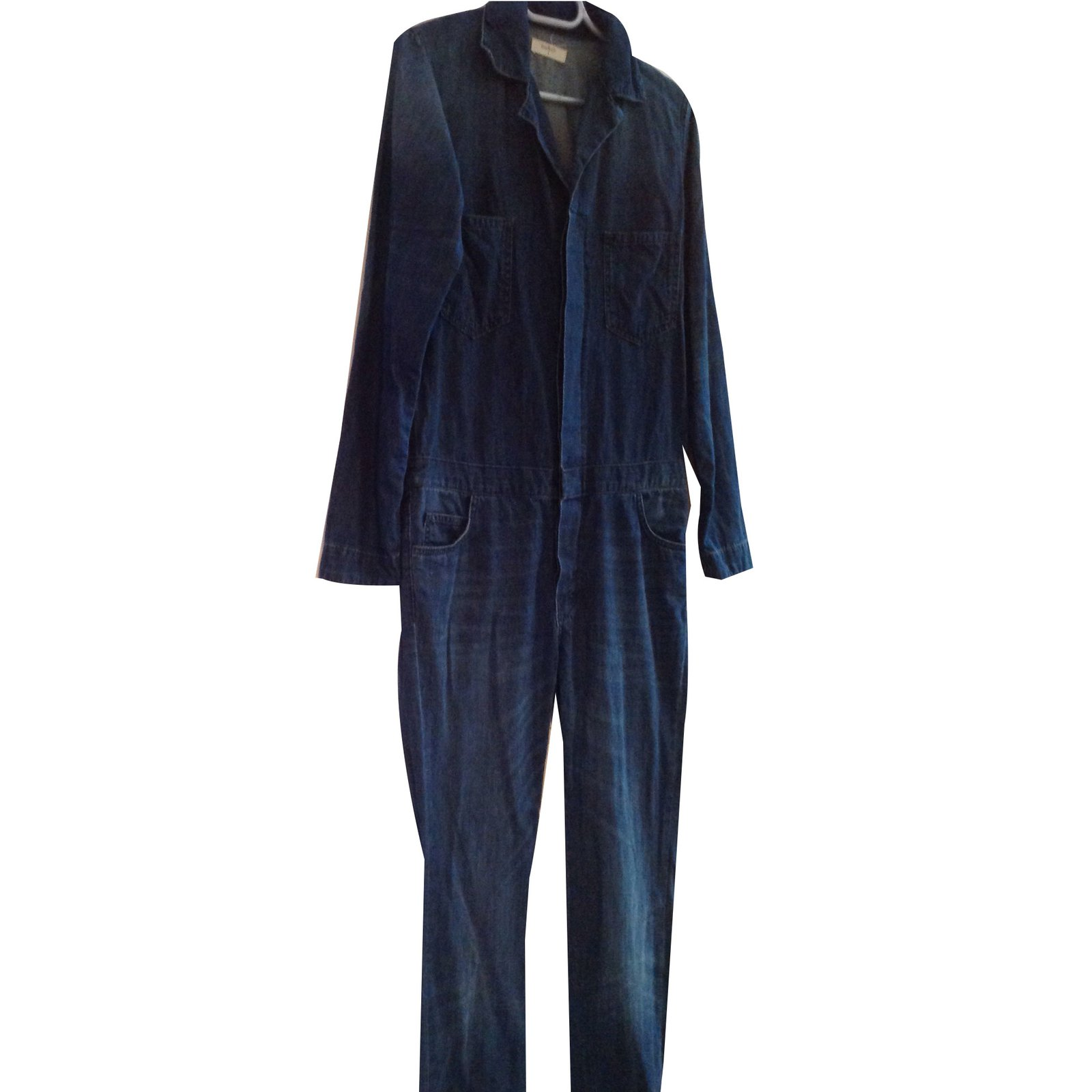 combinaisons ba sh combinaison longue bash en jean jean. Black Bedroom Furniture Sets. Home Design Ideas