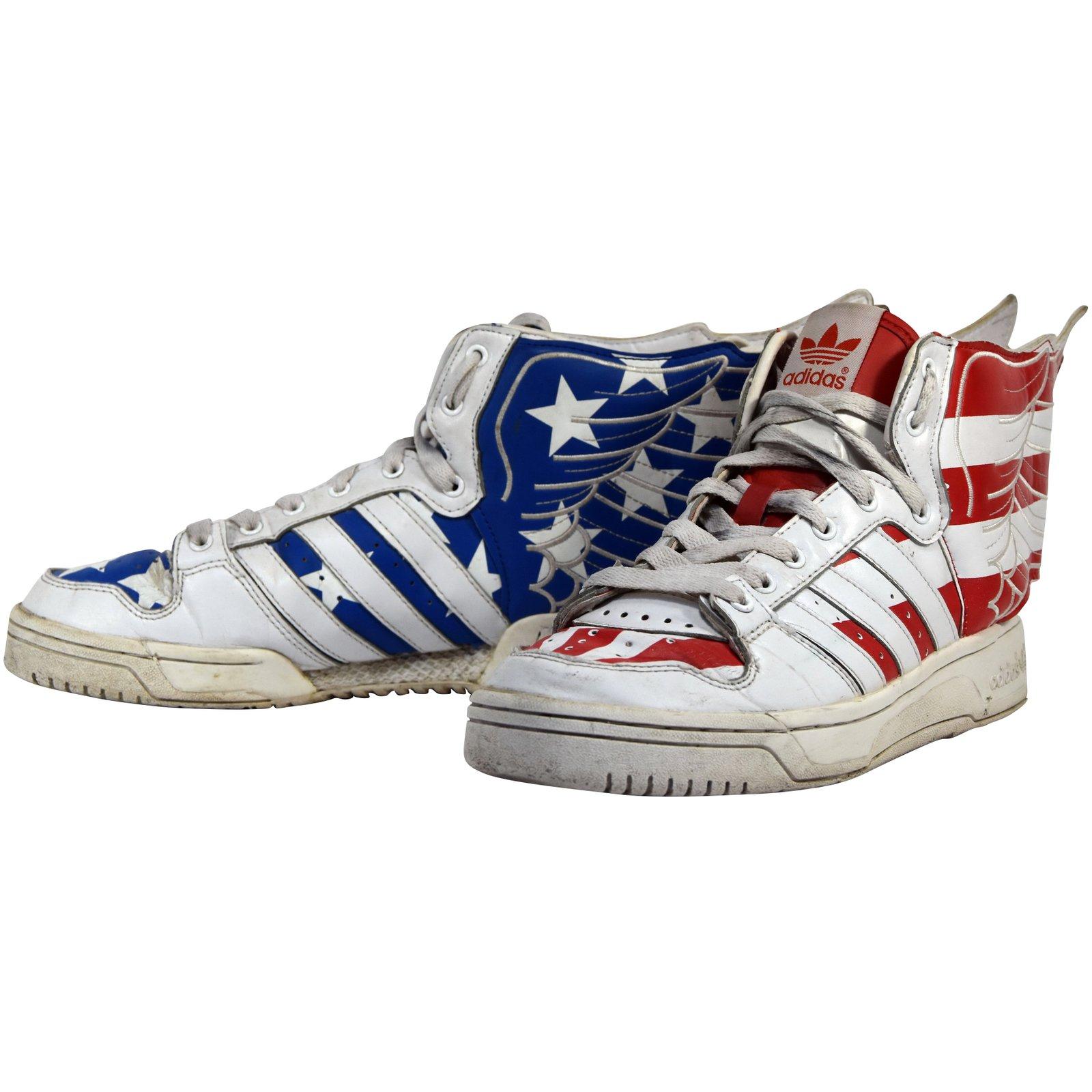 Jeremy Scott Pour Adidas Originals