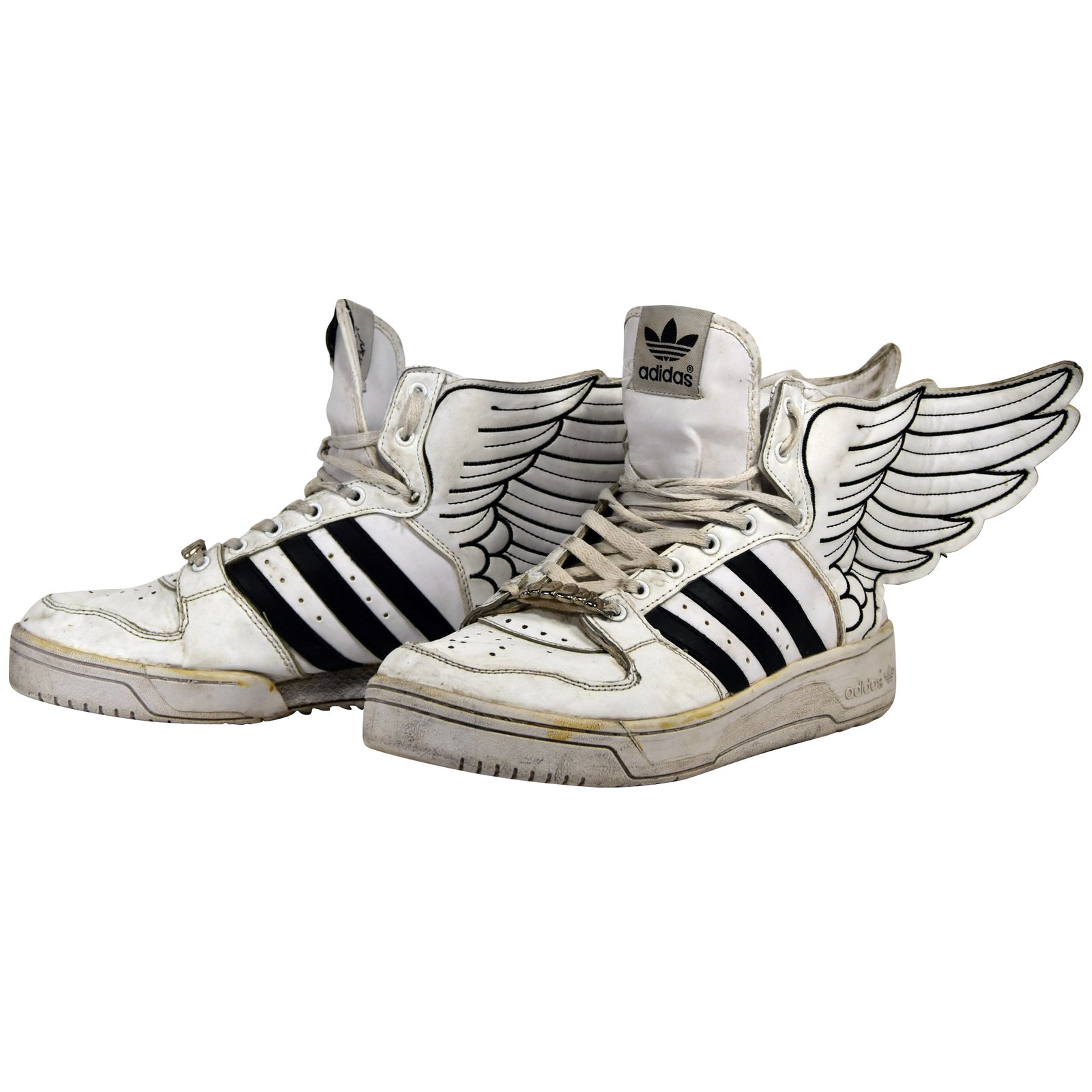 Baskets jeremy scott wings adidas originals t.43 13 uk 9