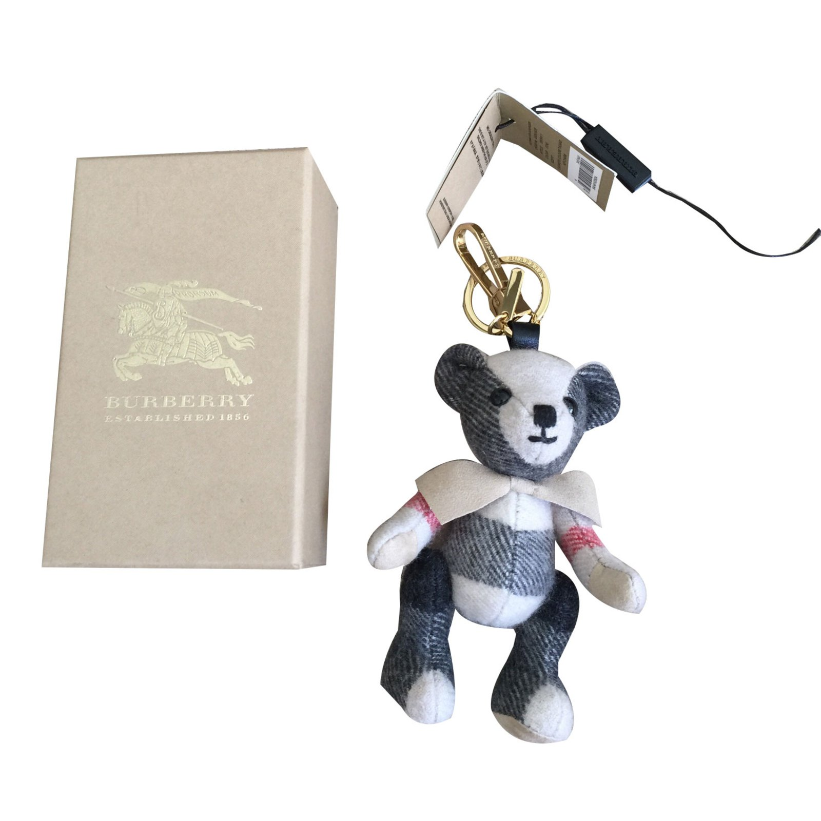 burberry bag charms