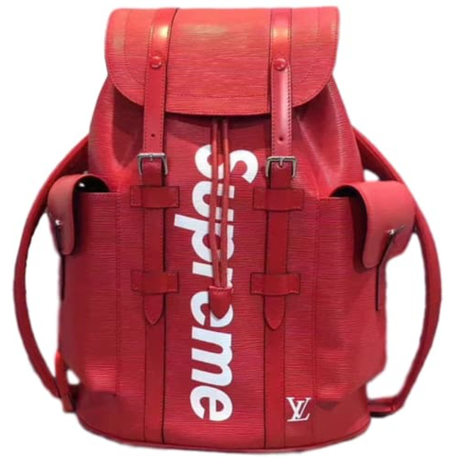 Red Supreme Lv Bag Price | City Of Kenmore, Washington