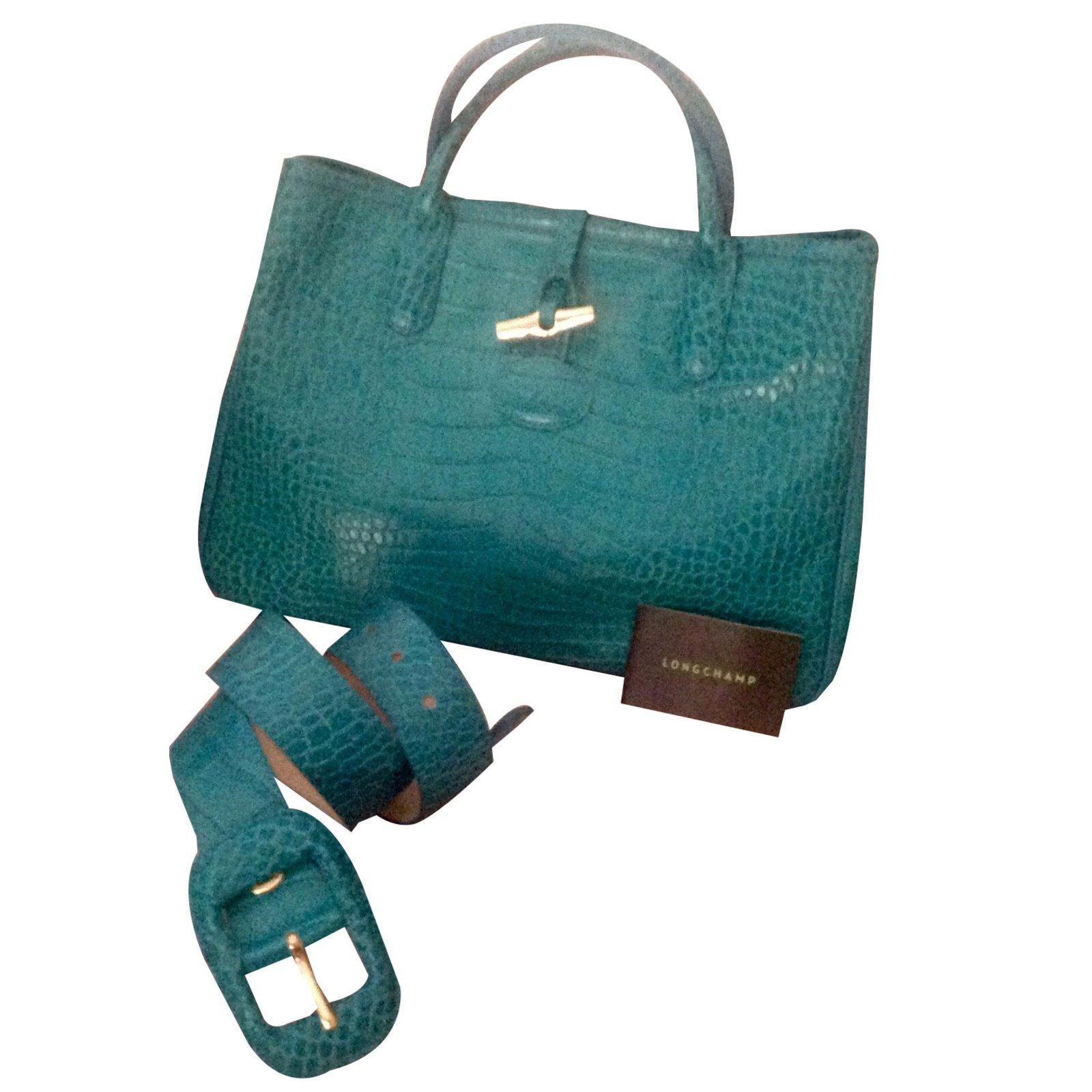 Longchamp Handbags Leather Other Ref 44313