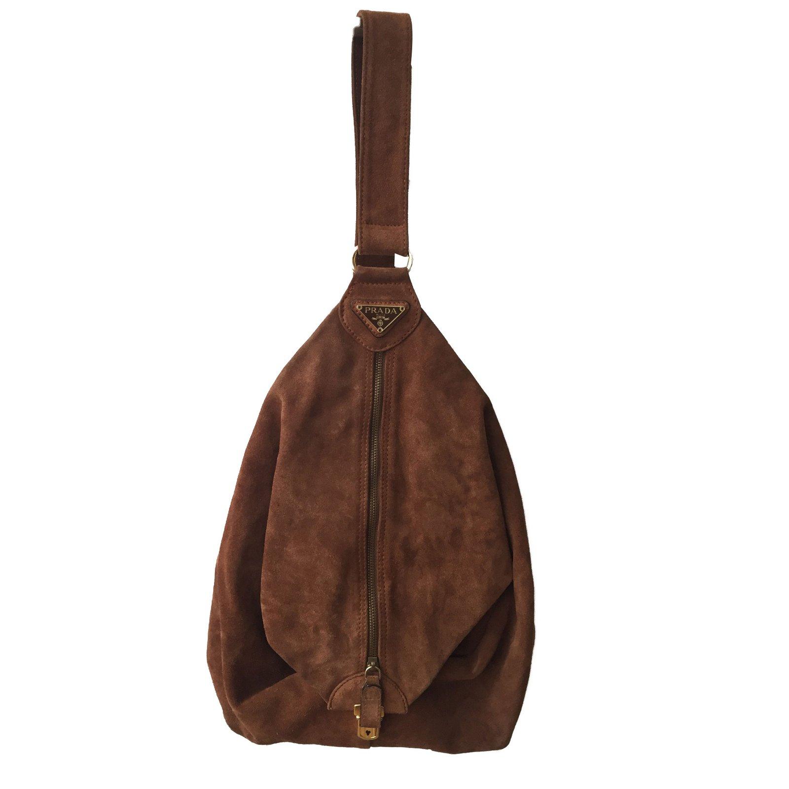 0001d0e2870d ... coupon for prada backpacks backpacks deerskin caramel ref.45062 67033  eb3a6