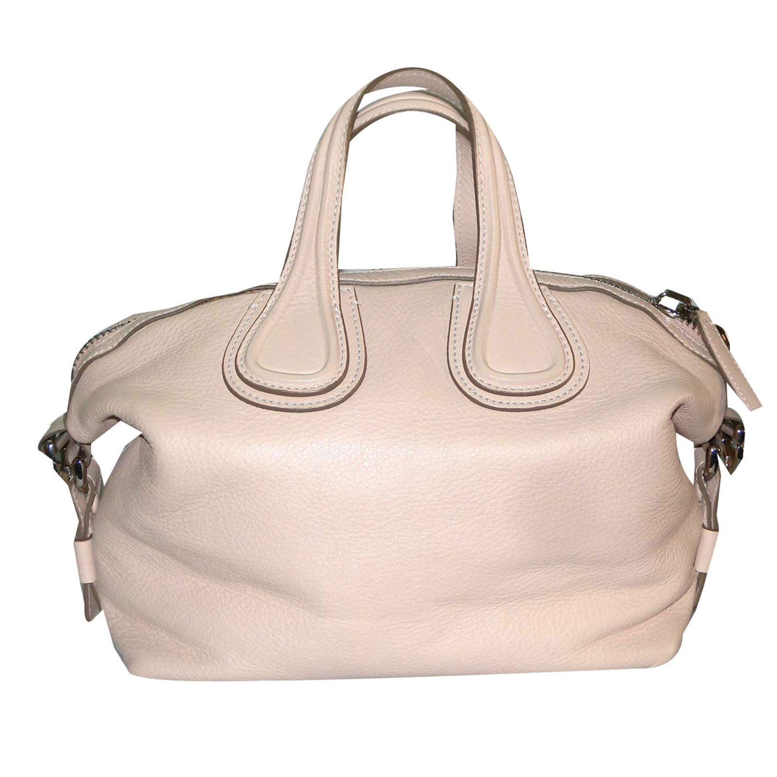 10bee8f46af Givenchy Handbags Handbags Leather Cream ref.45835 - Joli Closet
