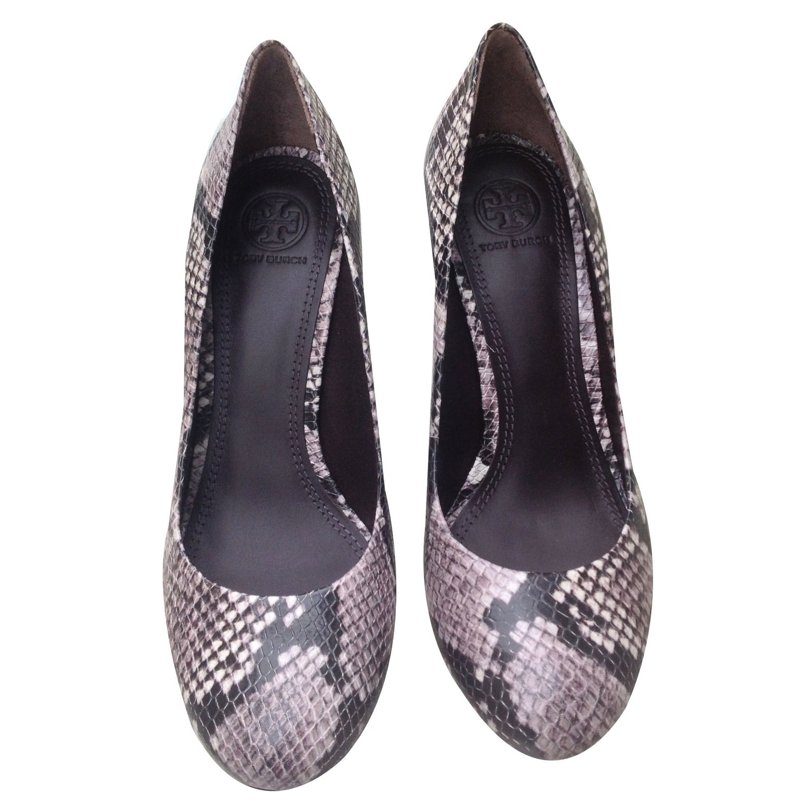 659afe80248 Tory Burch Pumps Heels Leather Multiple colors ref.46093 - Joli Closet