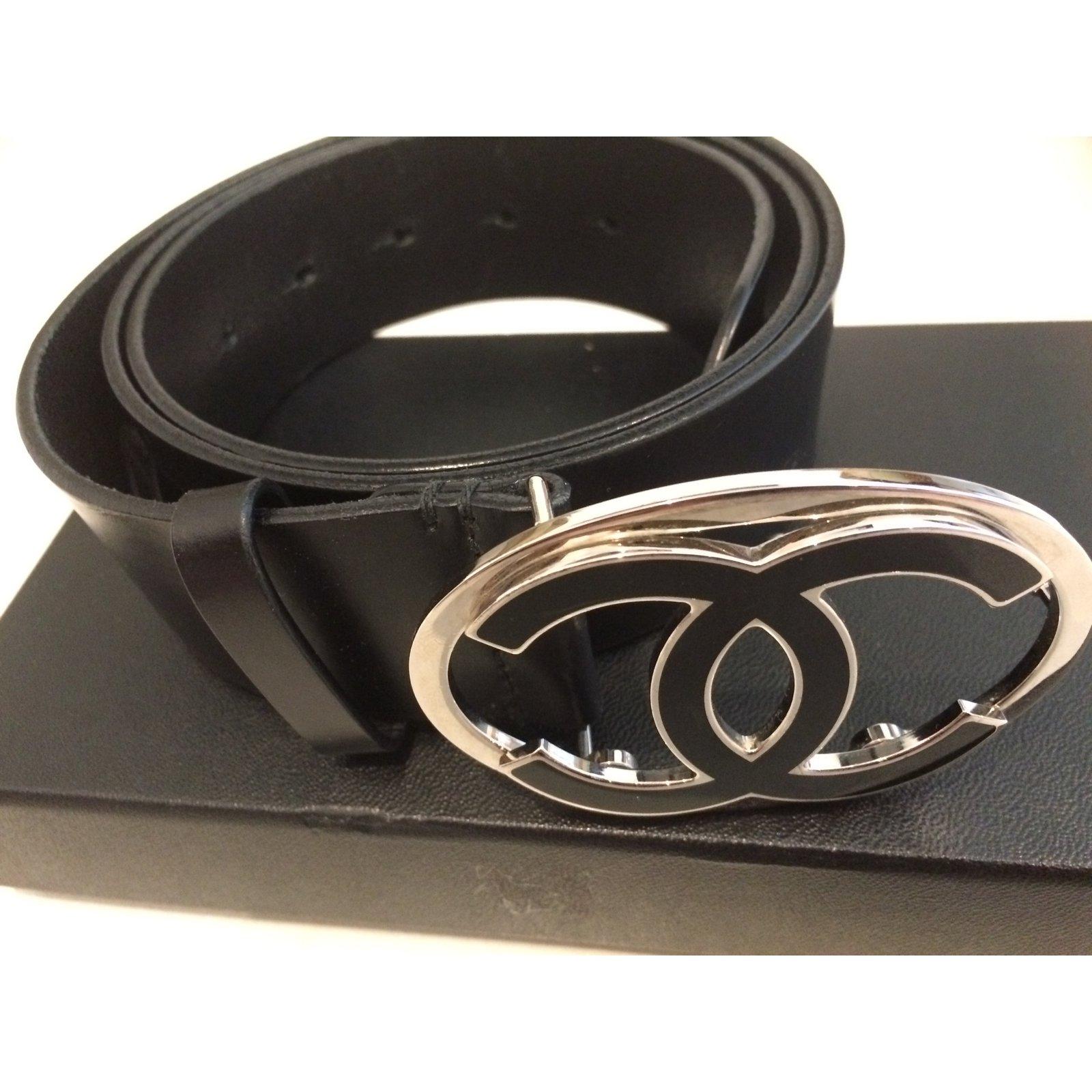 Meilleures offres mettre ceinture chanel,ceinture double ardillon ... 57937d2ef30