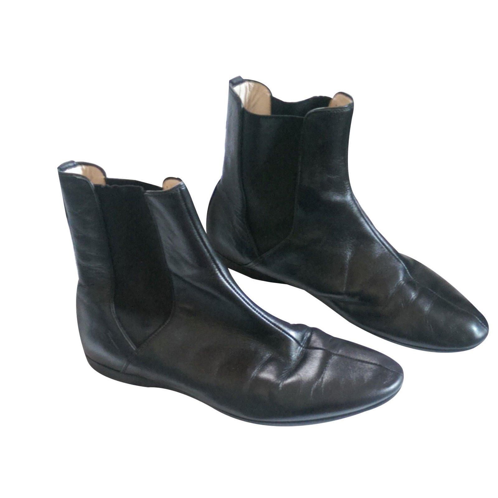 Salvatore Ferragamo Ankle Boots Ankle