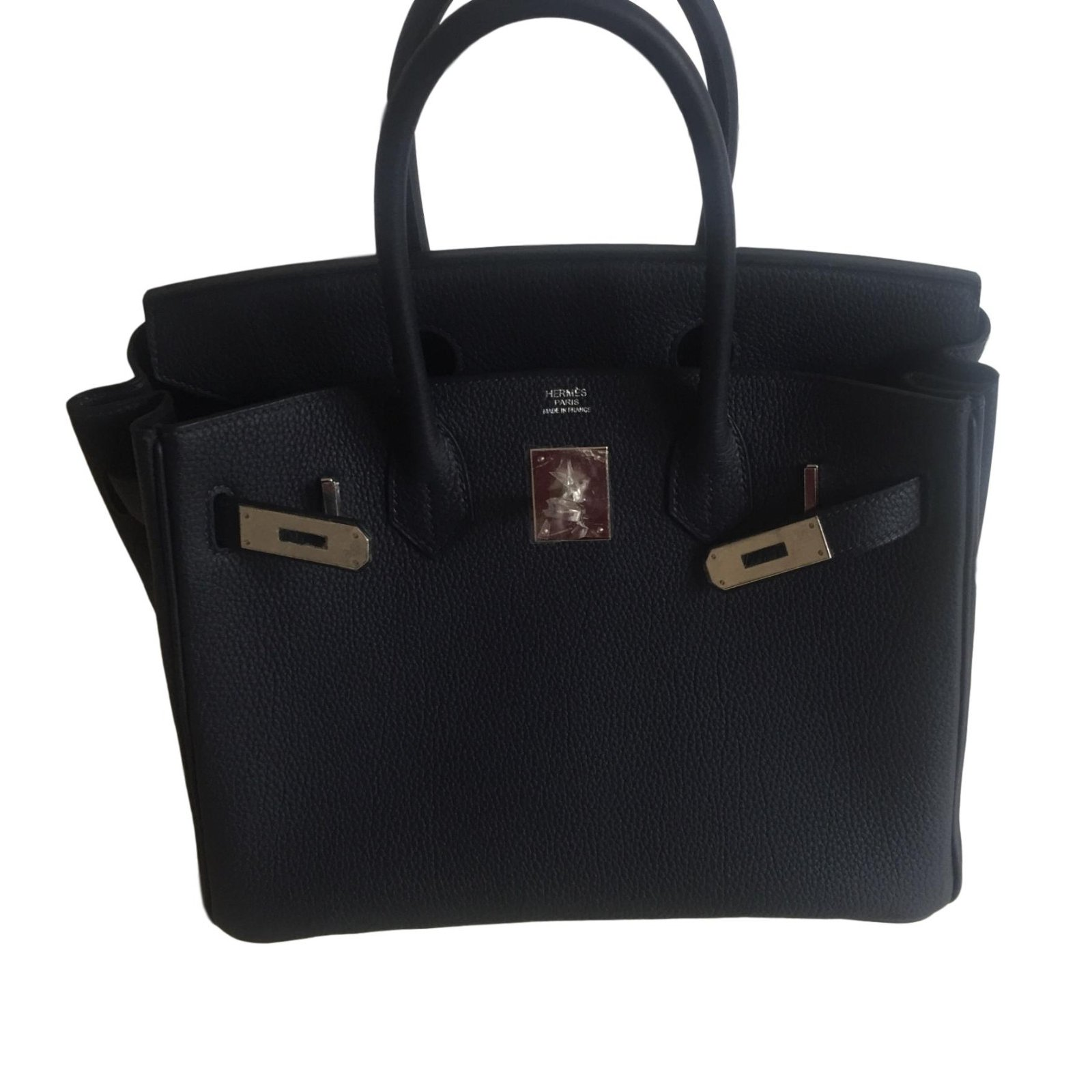 ... buy hermès birkin 30 handbags leather navy blue ref.47483 421e9 91fab 8f62888be32d4