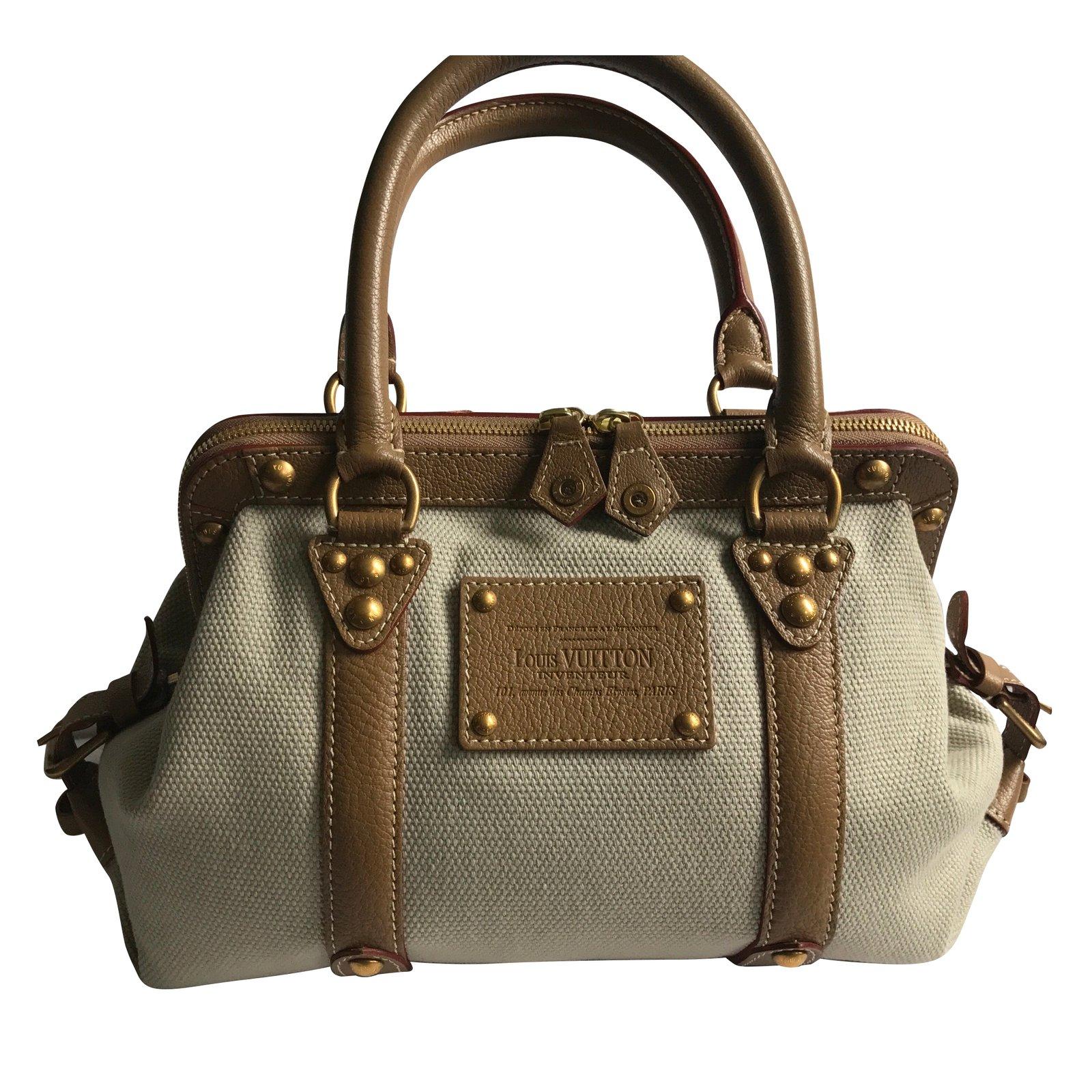 89926e5c885 Louis Vuitton Sac de Nuit GM Handbags Leather