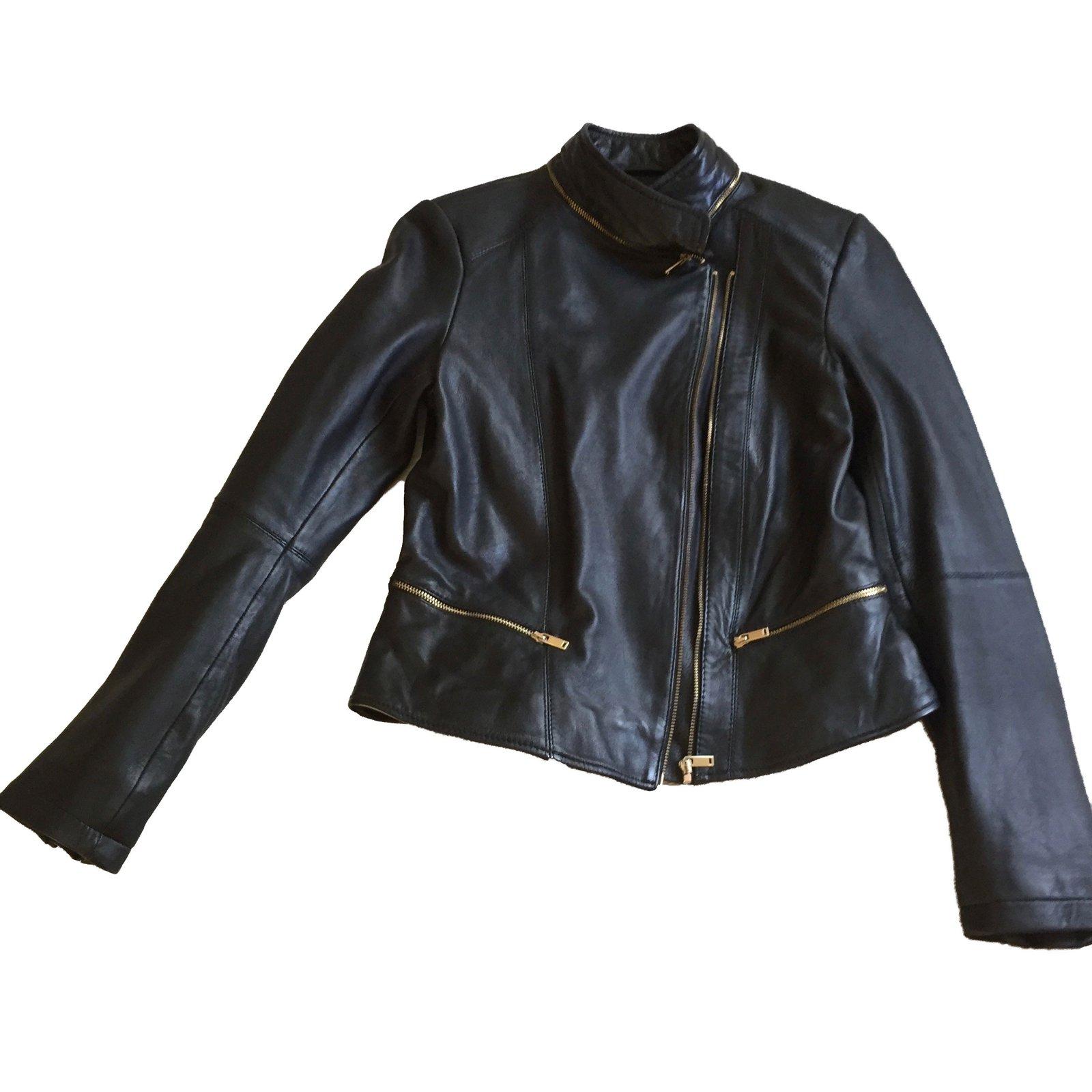 perfectos zara perfecto cuir noir joli closet. Black Bedroom Furniture Sets. Home Design Ideas