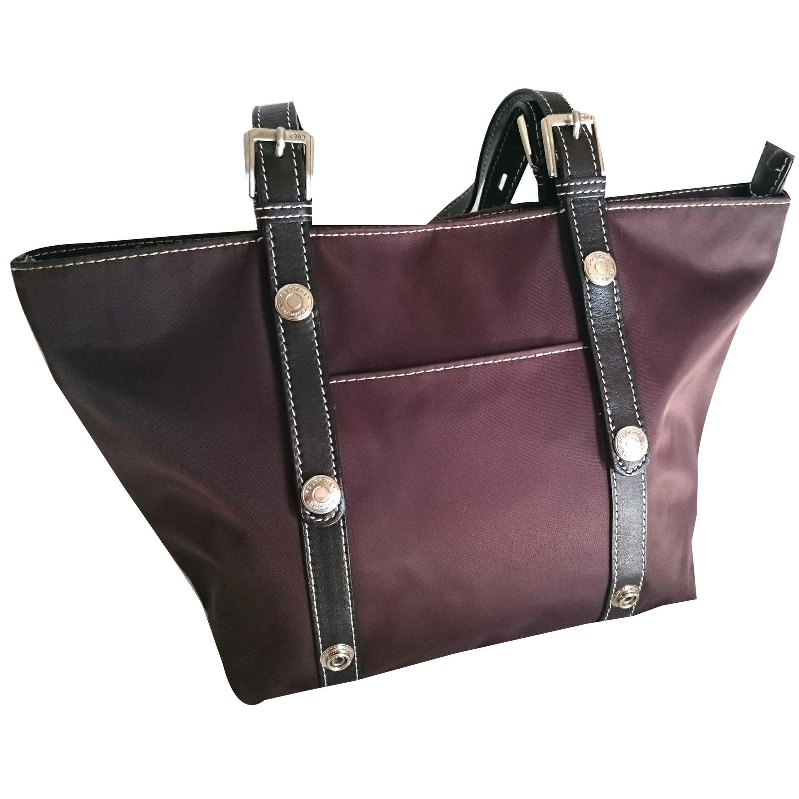 sacs main autre marque sacs main pourchet cuir tissu. Black Bedroom Furniture Sets. Home Design Ideas