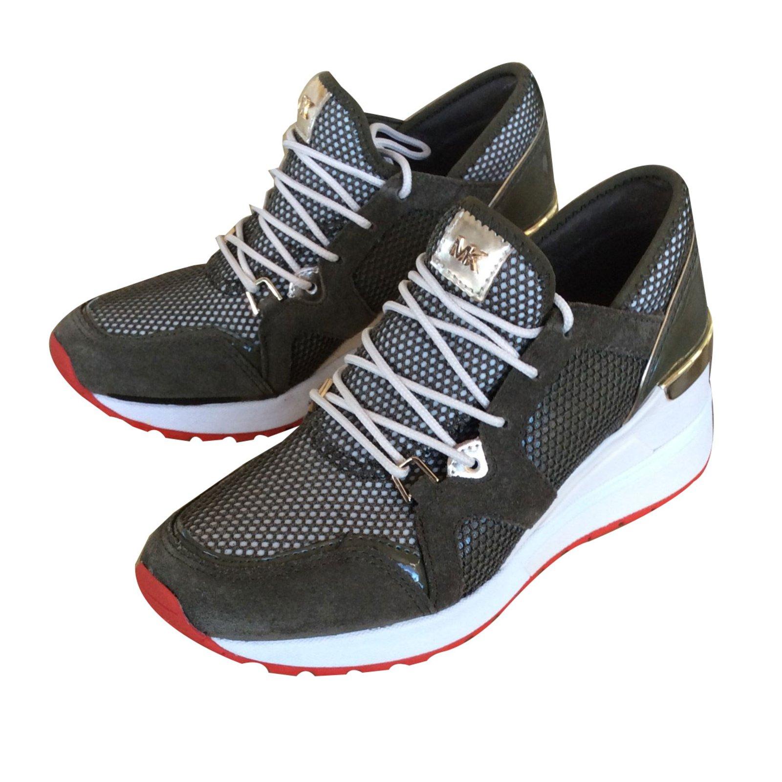 Michael Kors Sneakers Sneakers Leather