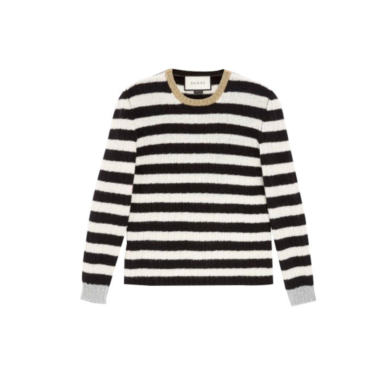 0b5dca7ce91 Gucci Sweater Knitwear Cashmere Black ref.50280 - Joli Closet