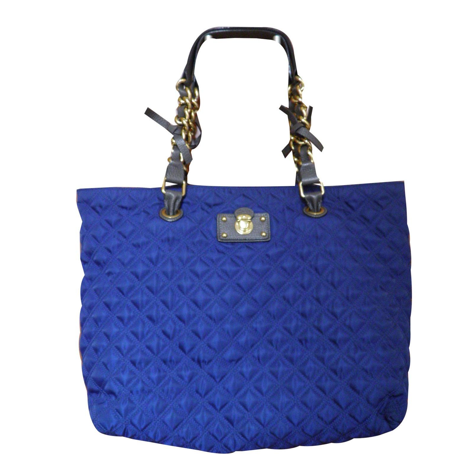 8525c3222d59 Marc Jacobs Handbags Handbags Cloth Blue ref.50727 - Joli Closet