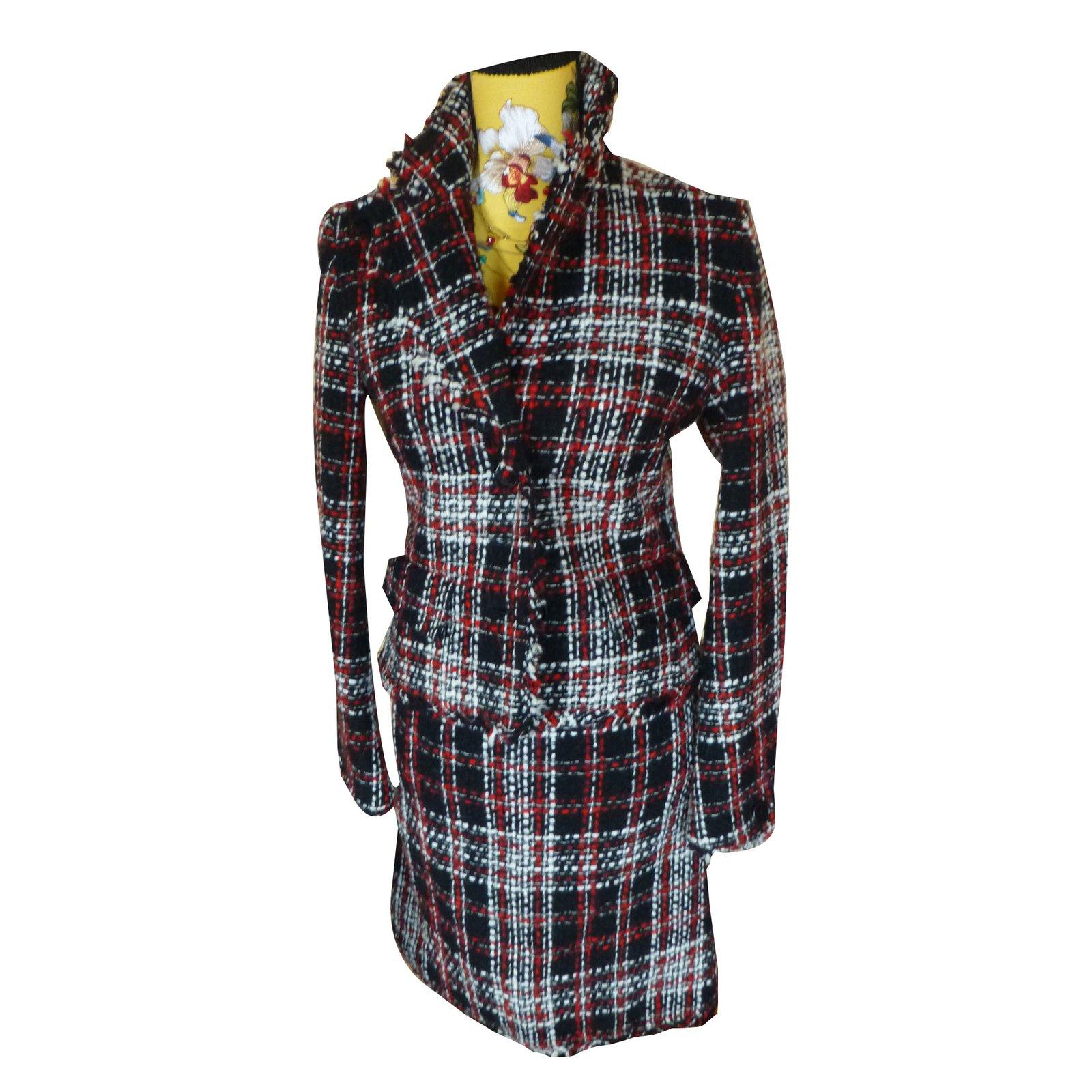 c112eba63c Karen Millen Skirt suit Skirt suit Wool Multiple colors ref.51393 ...