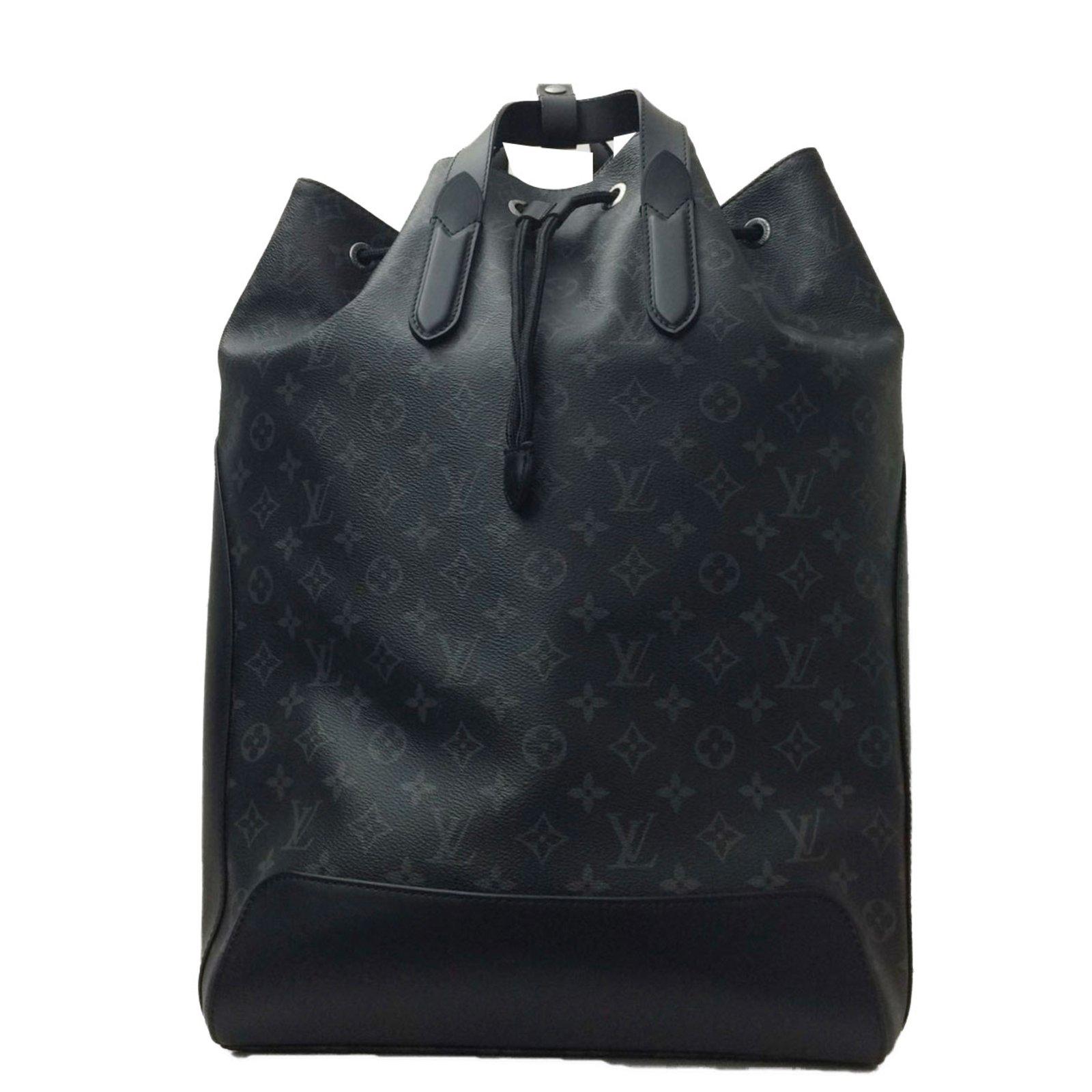 ... Sacs Louis Vuitton Superbe   Rare Sac à dos Louis Vuitton Explorer  Eclipse du défilé homme ... 477a28cd3ef
