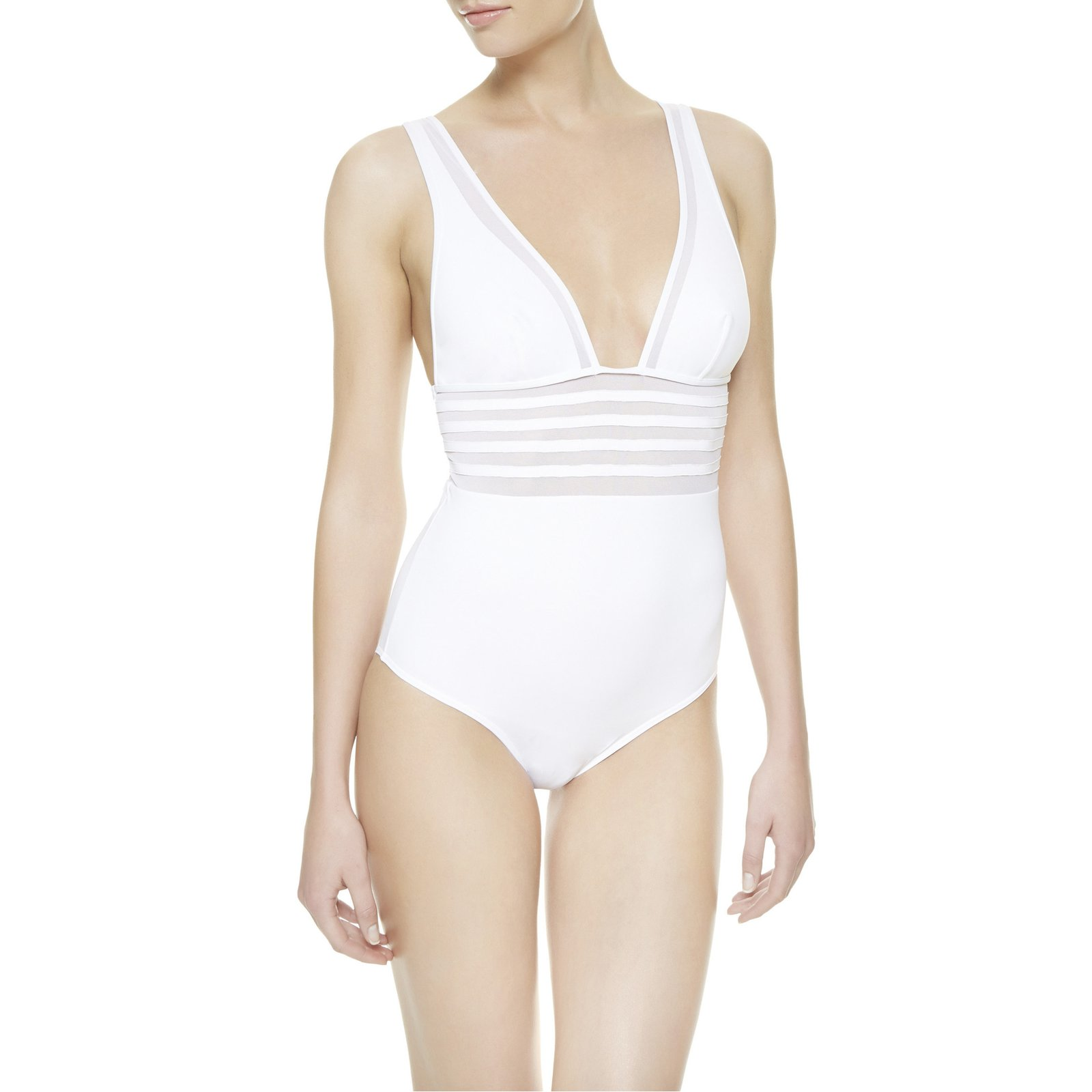 Autorizar analizar torneo  La Perla Swimwear Swimwear Other White ref.51865 - Joli Closet